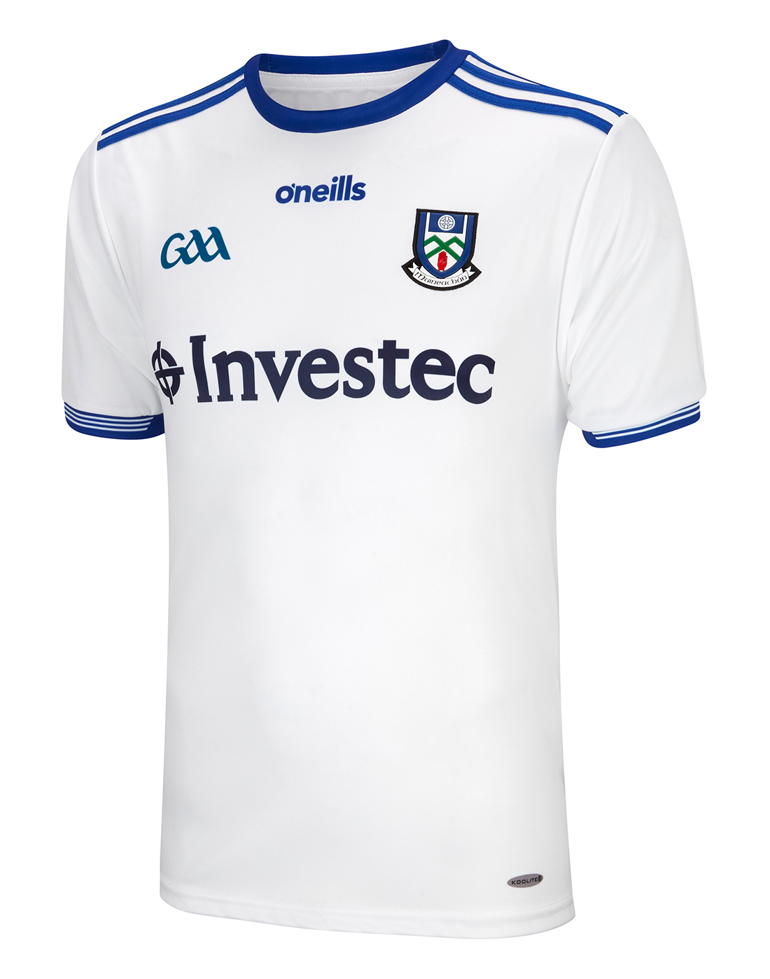 O Neills Adult Monaghan Home Jersey 2018 Life Style Sports