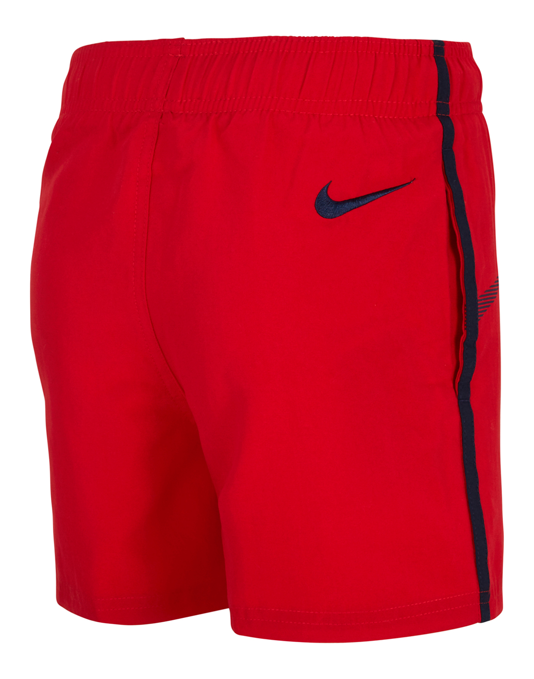 e266cadd0b Boys Nike Logo Volley Shorts | Red | Life Style Sports