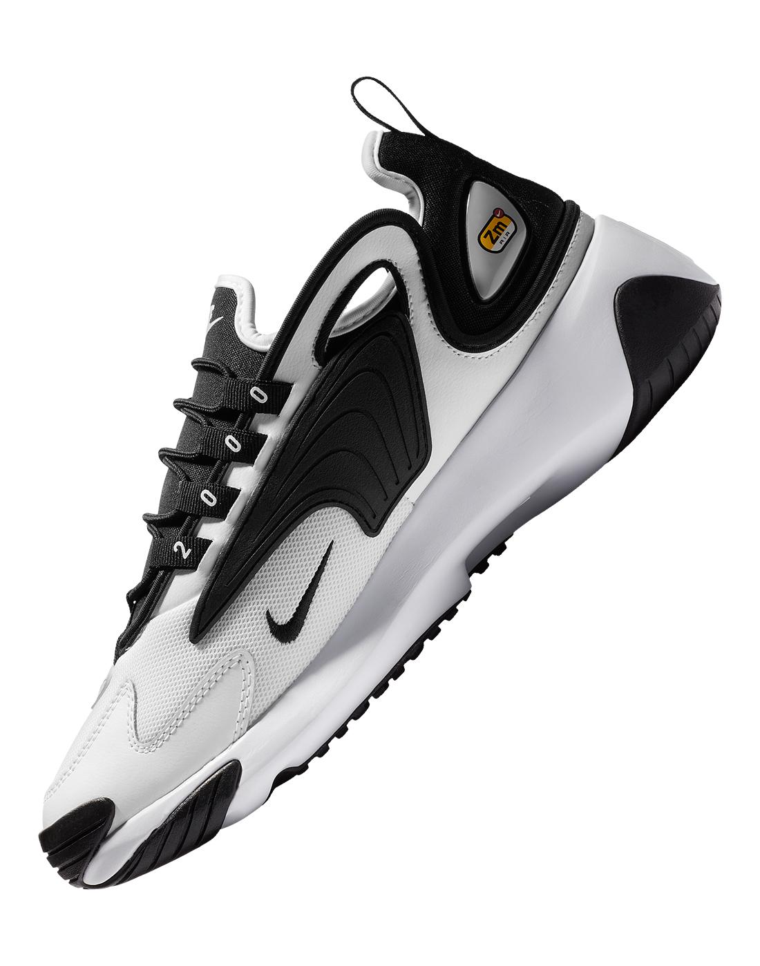 d93a7653c12 Men's White & Black Nike Zoom 2K | Life style Sports
