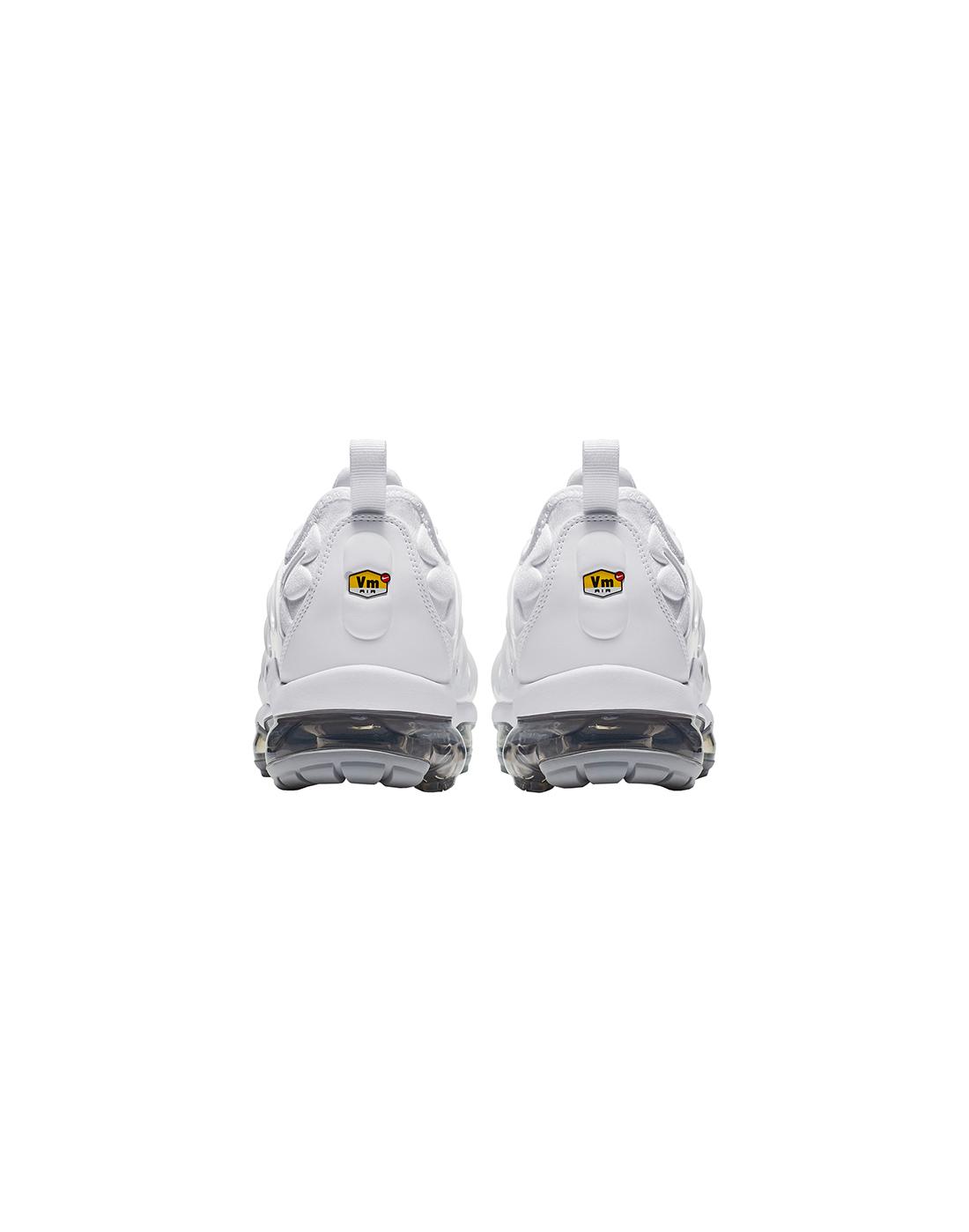 0475e5074b8db Men s White Nike Air VaporMax Plus