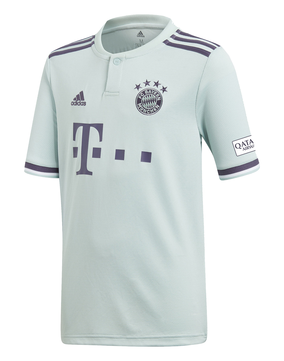 competitive price 859d6 a500f Kids FC Bayern Munich 18/19 Away Jersey