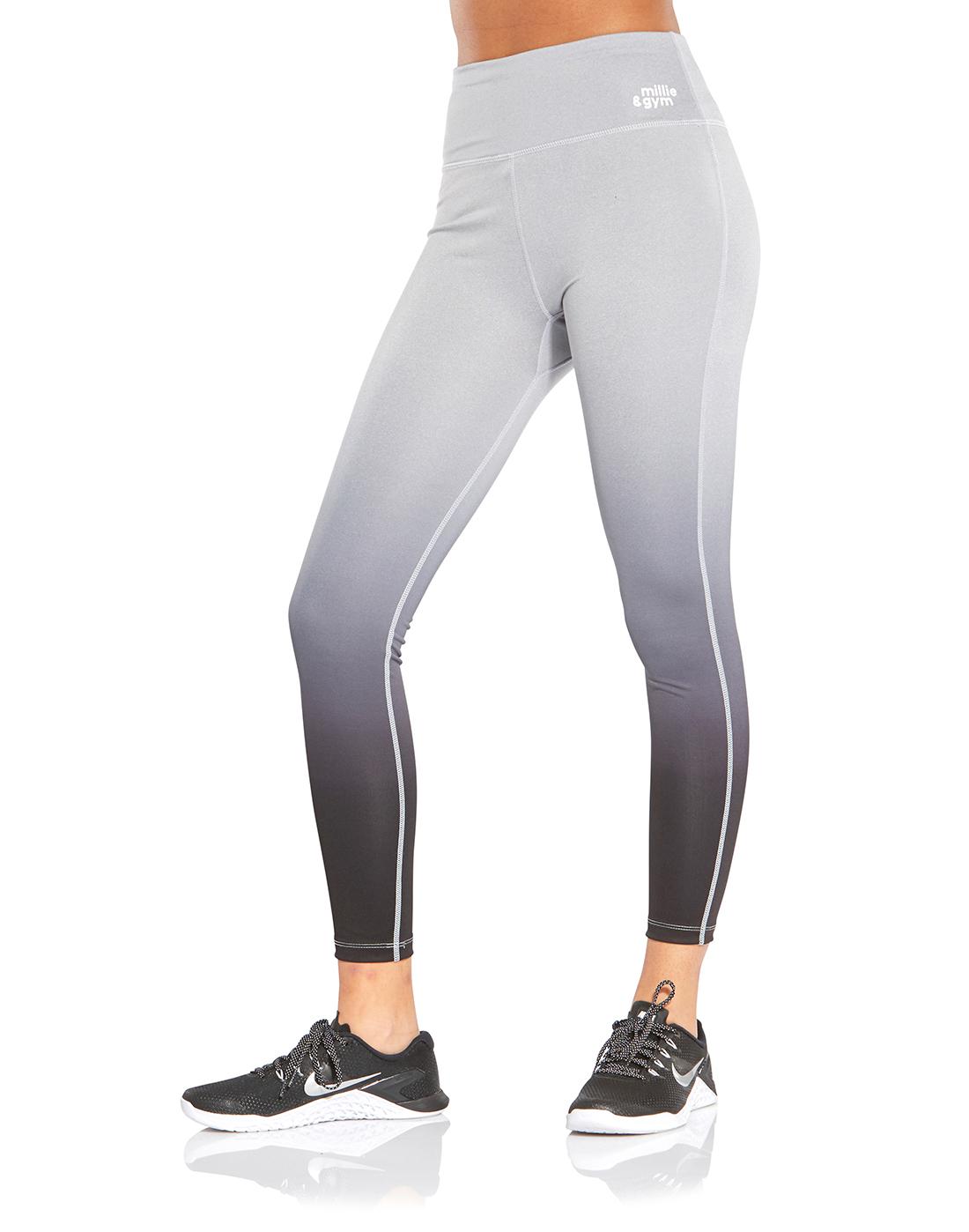 b66500394bc75 millie & gym Womens Denise Leggings | Life Style Sports