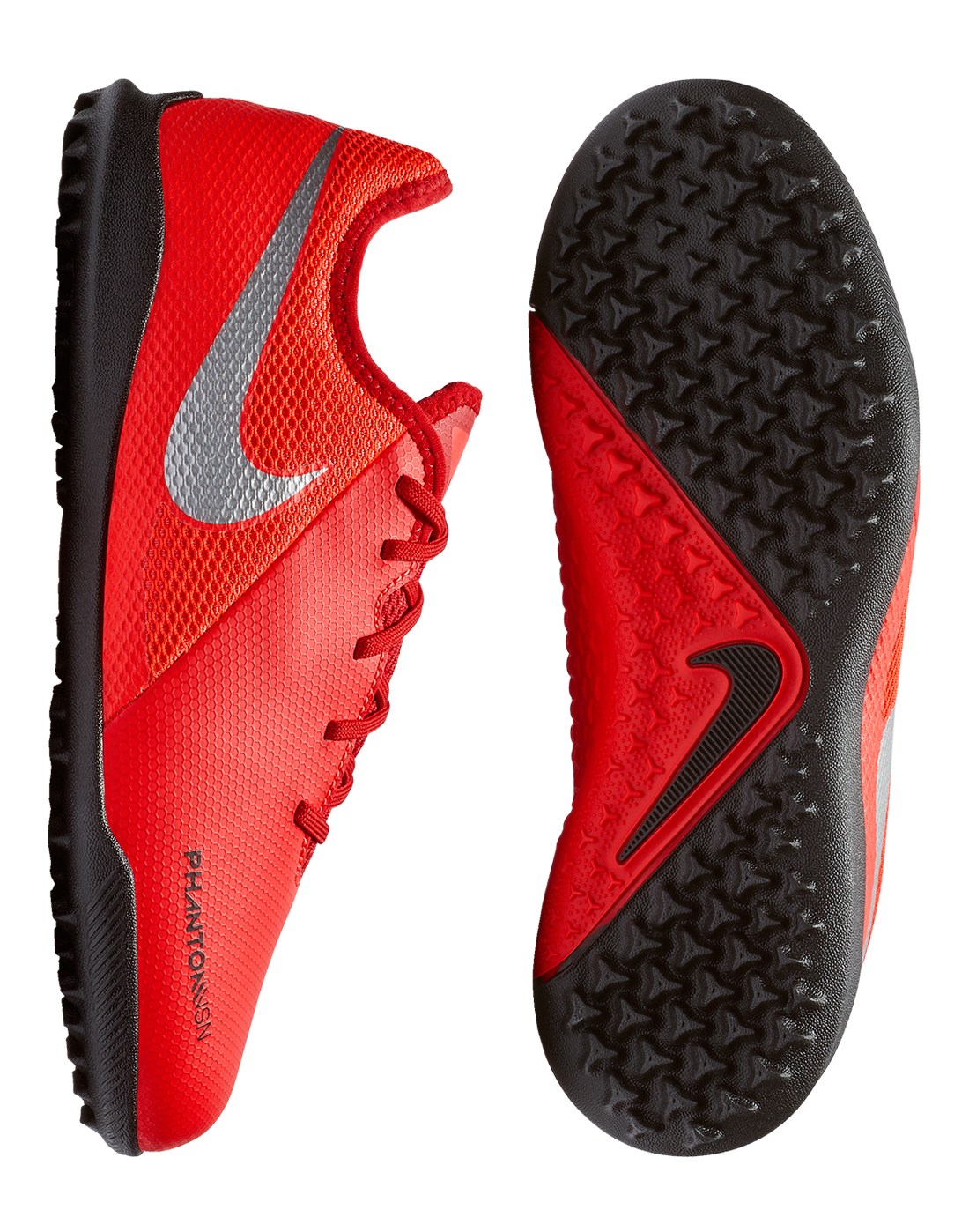 581a3a7e49 Kid's Red Nike Phantom Vision Academy | Game Over Pack | Life Style ...