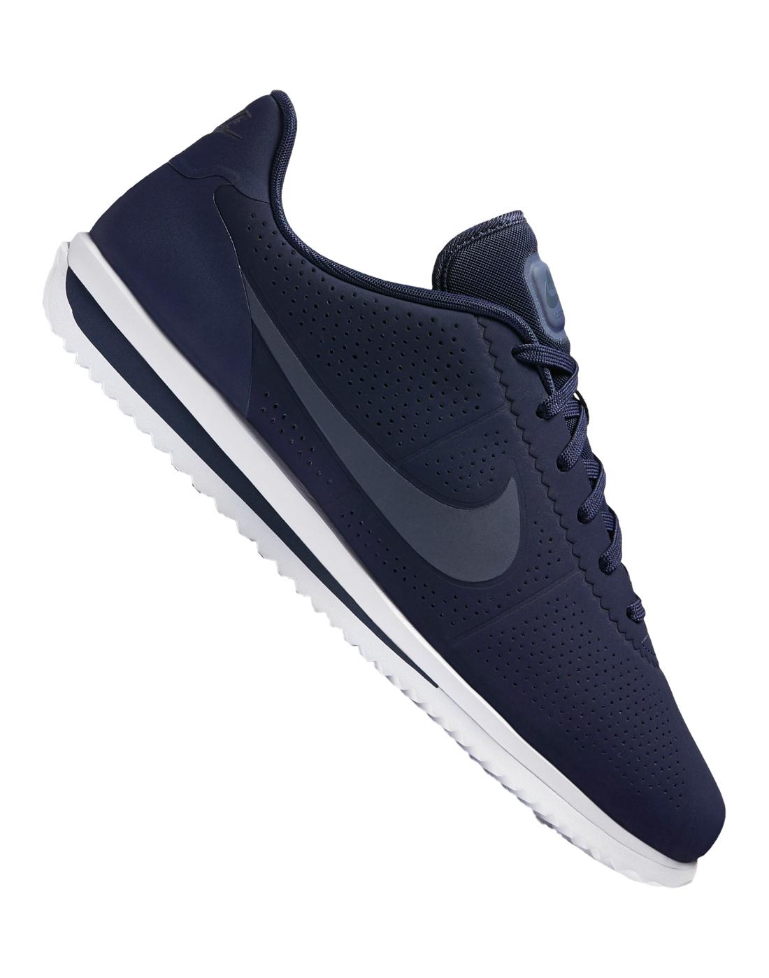 complicaciones Desde Ligeramente  Nike Mens Cortez Ultra Moire - Navy   Life Style Sports EU