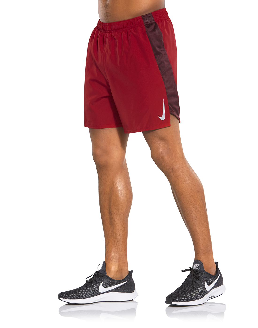 b30cda7f58f Men's Red Nike Challenger 5 Inch Shorts | Life Style Sports