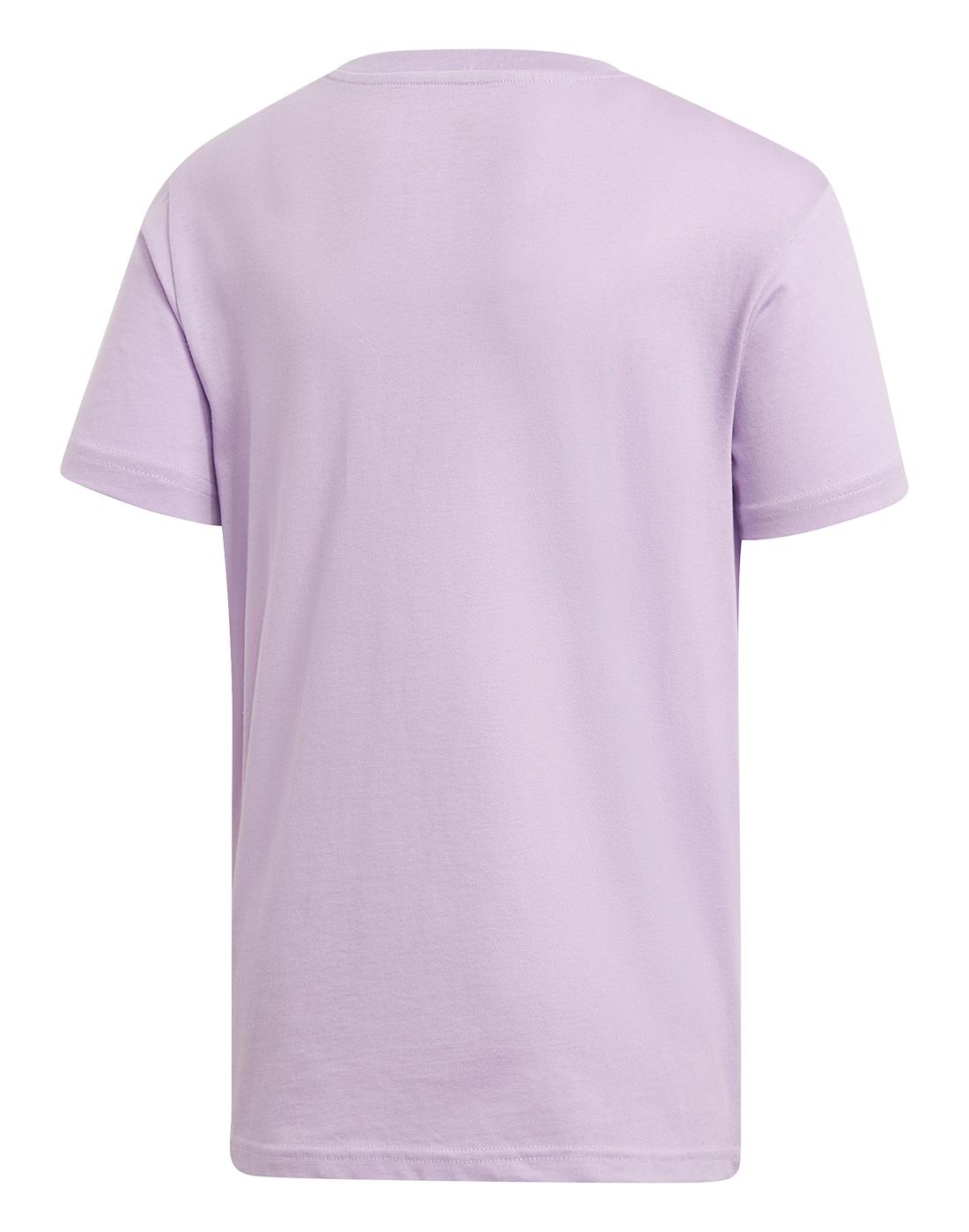 45ecdc45248f3 adidas Originals. Older Girls Trefoil T-Shirt. Older Girls Trefoil T-Shirt  · Older Girls Trefoil T-Shirt