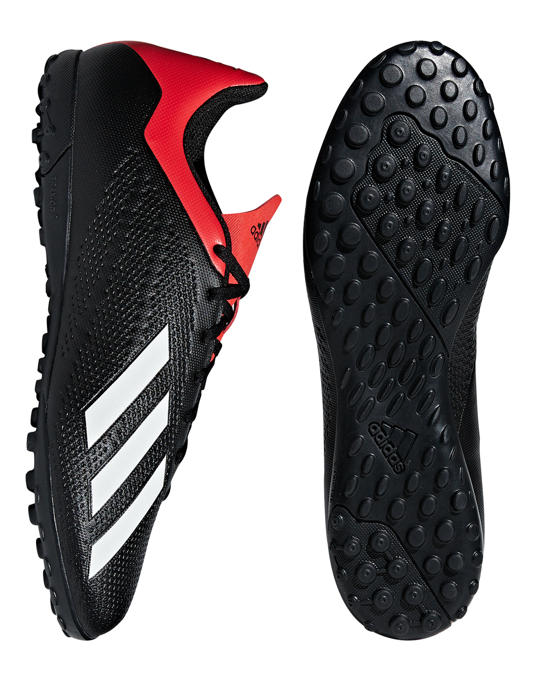 051e84e46 Black & Red adidas X 18.4 Astro Boots   Initiator Pack   Life Style ...