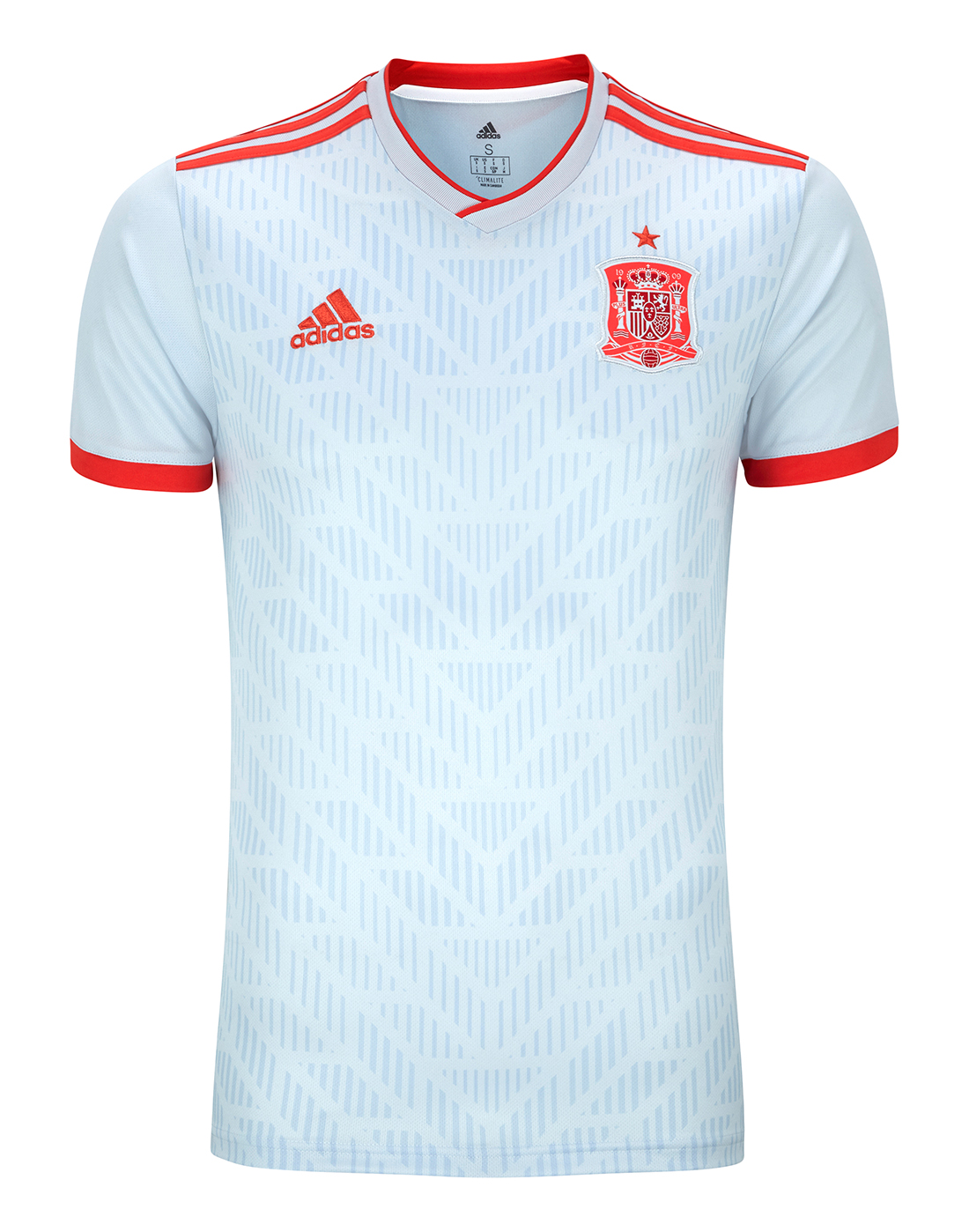 37709c81f Spain World Cup 2018 Away Jersey