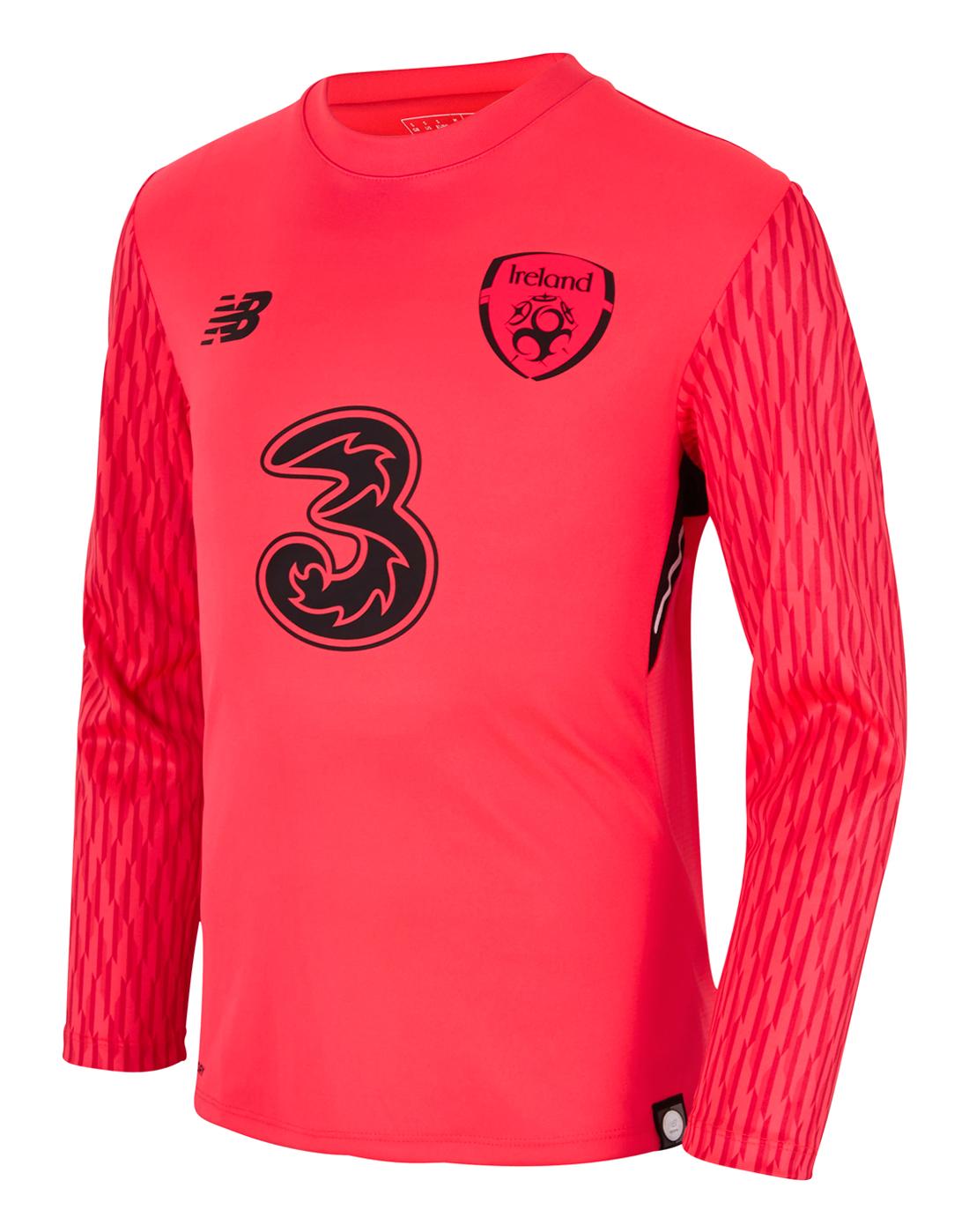 d787c8a71ff Kids Ireland Home Goalkeeper Jersey · Kids Ireland Home Goalkeeper Jersey  ...