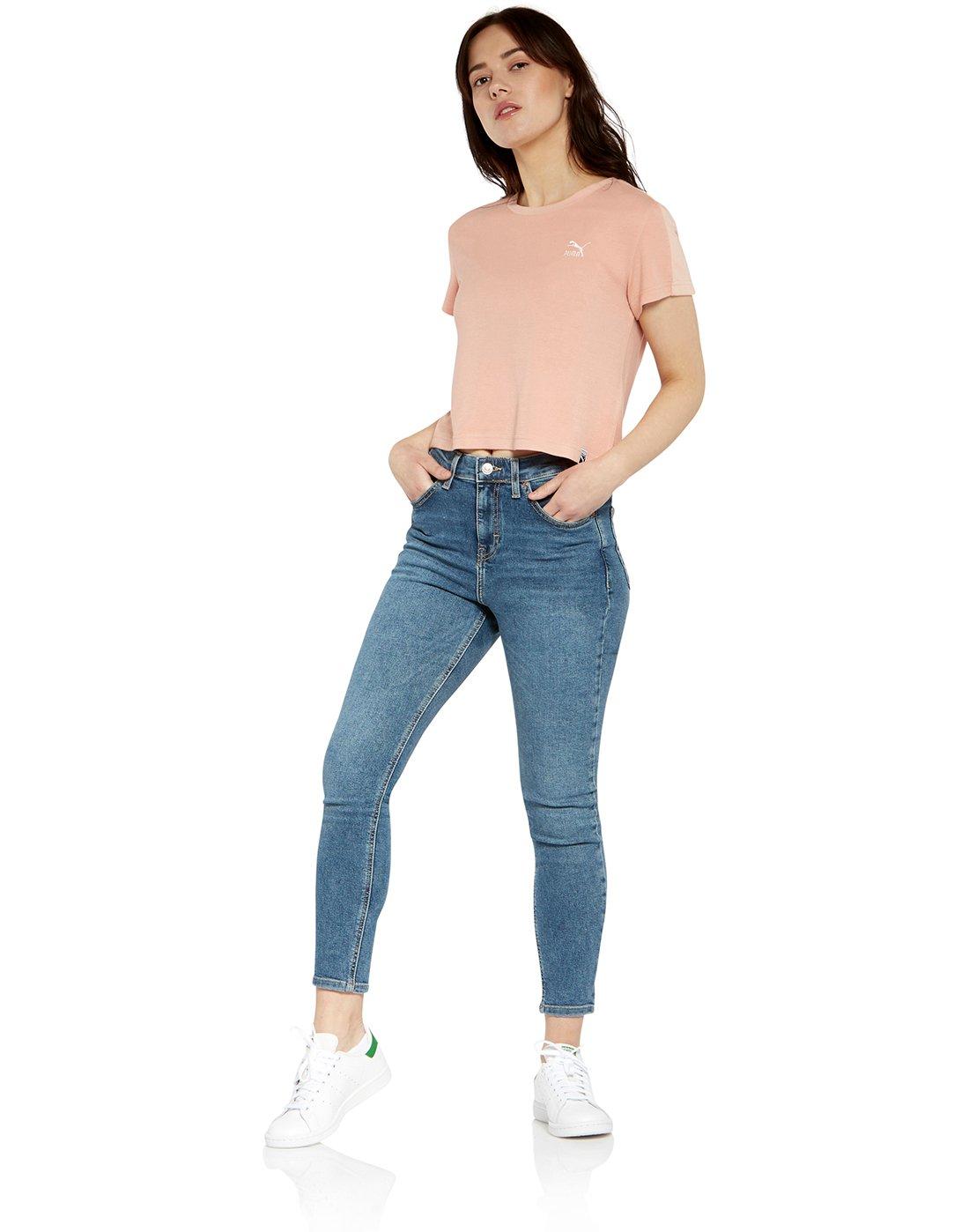 d3182ee8e14d ... Womens Classic Structured T-Shirt ...