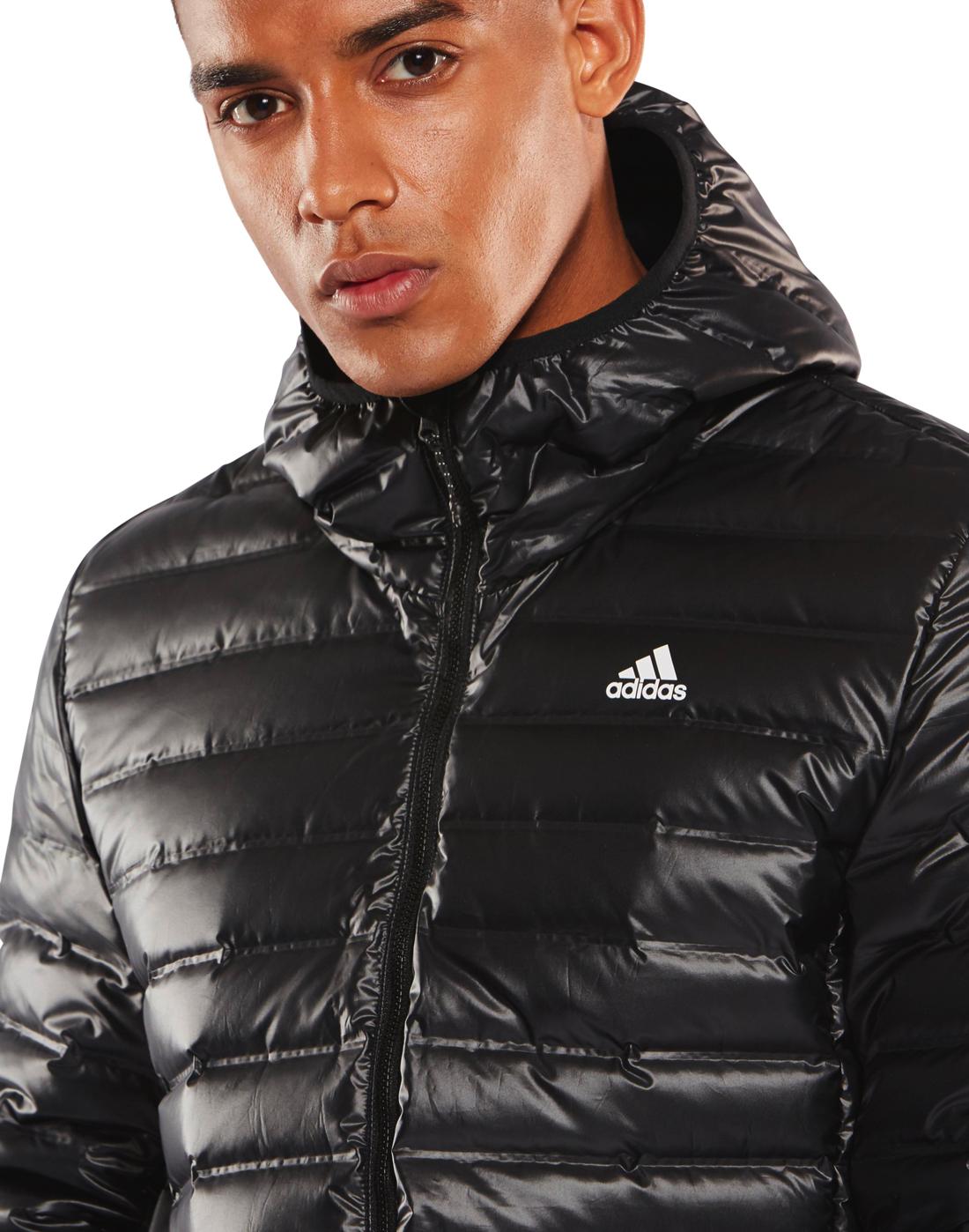 9ecee35ac2d0 Men s Black adidas Varilite Jacket