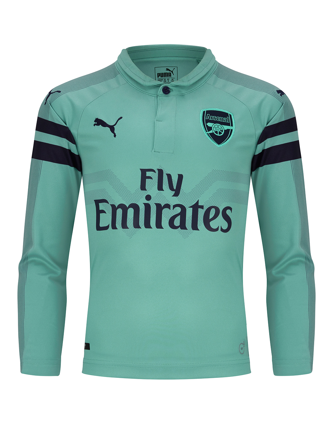 875d835d0 Puma Kids Arsenal 18 19 Third LS Jersey