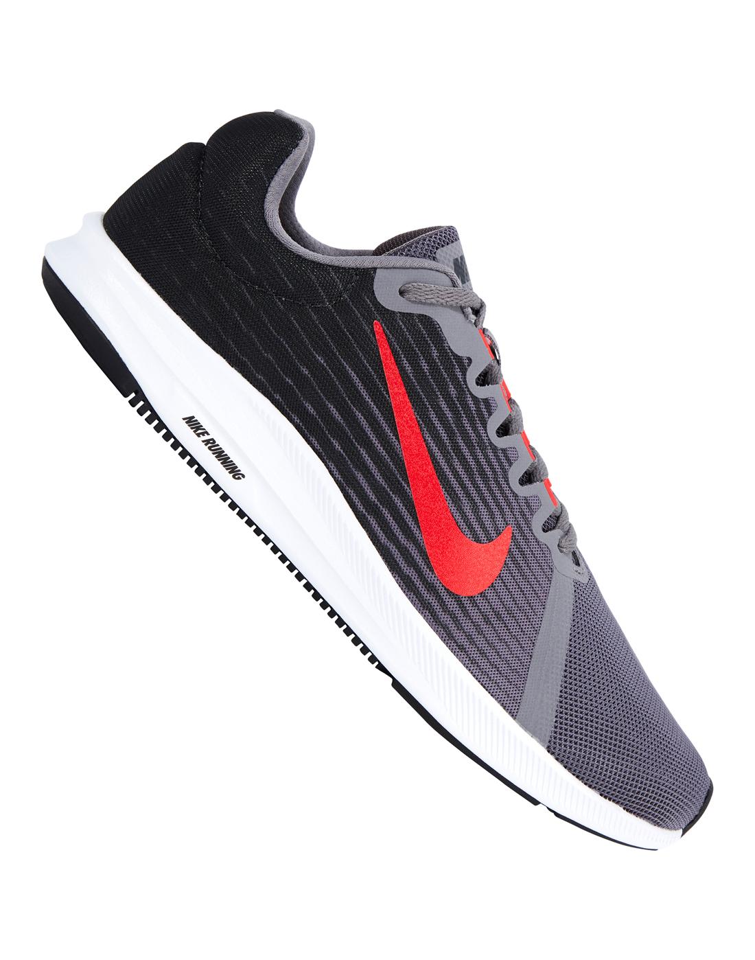 Nike Mens Downshifter 8   Grey   Life