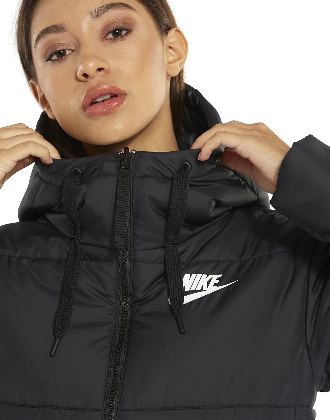 670f08c64a0c Women s Black Nike Reversible Padded Jacket
