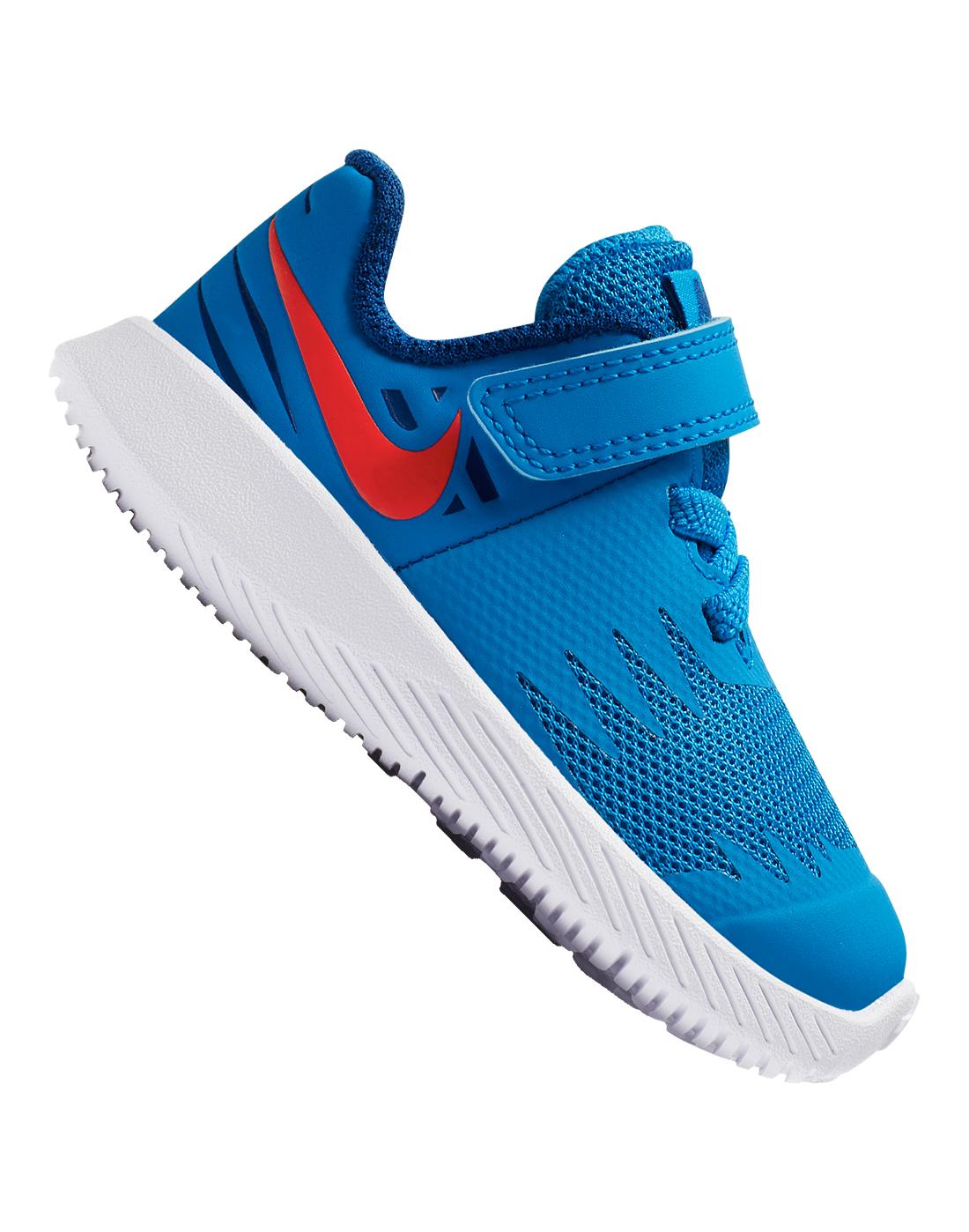 Nike Infant Boys Star Runner - Blue