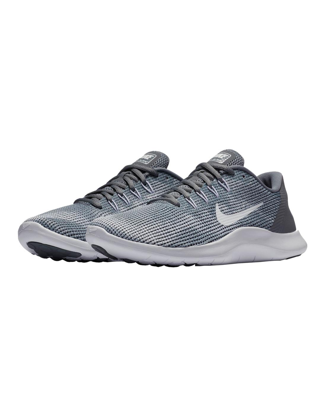 new concept 1d992 b429c Nike Womens Flex RN 2018 | Grey | Life Style Sports