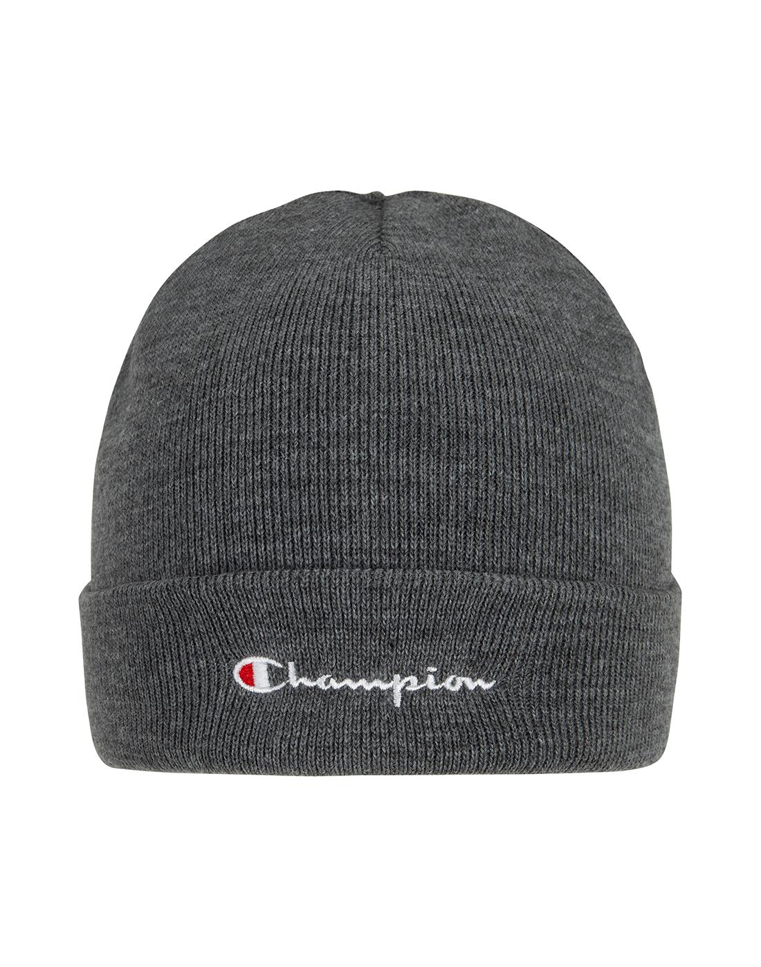 Champion Logo Knit Beanie  66b93a48e0e2