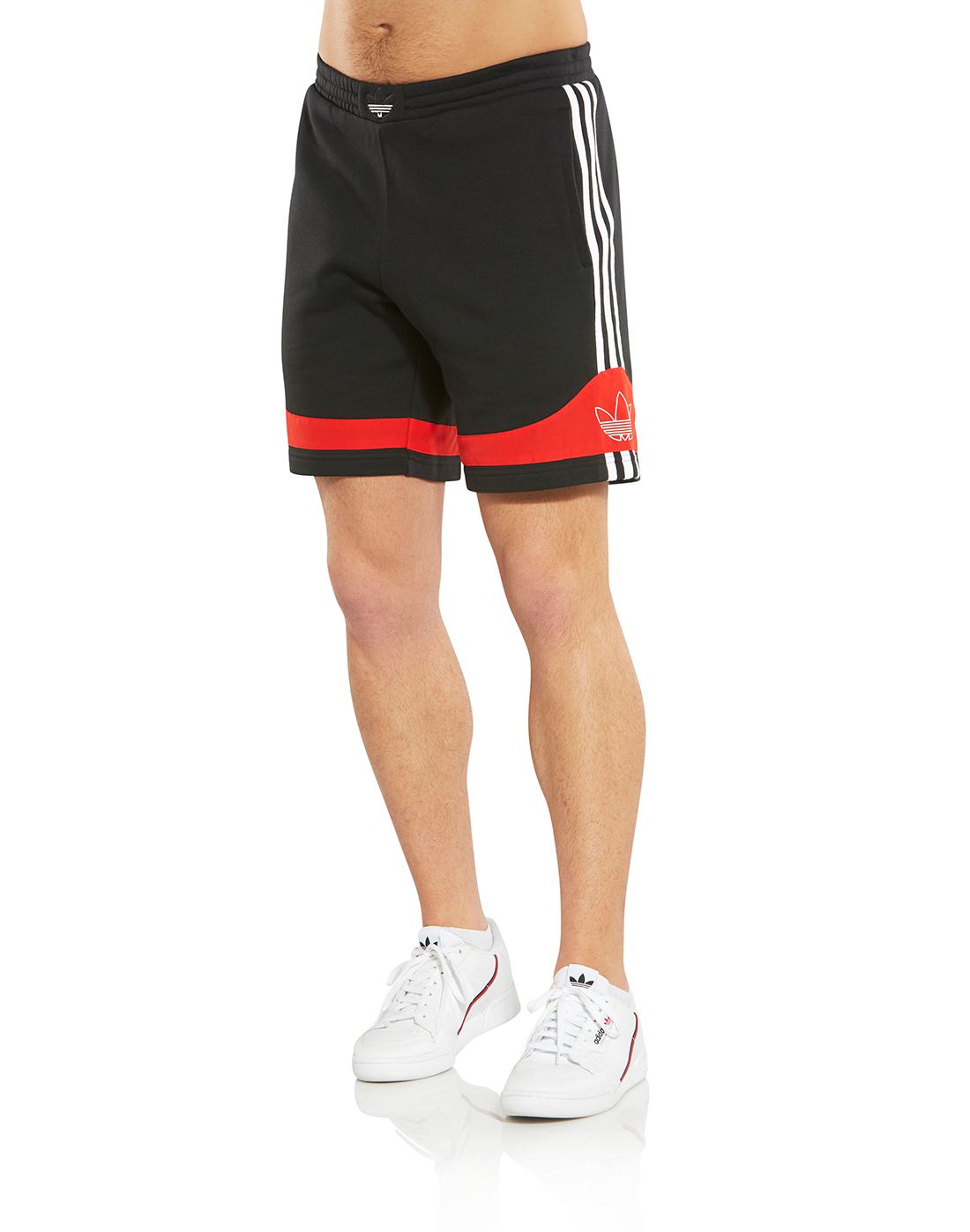 364ea770e73c2 Mens Trefoil Shorts
