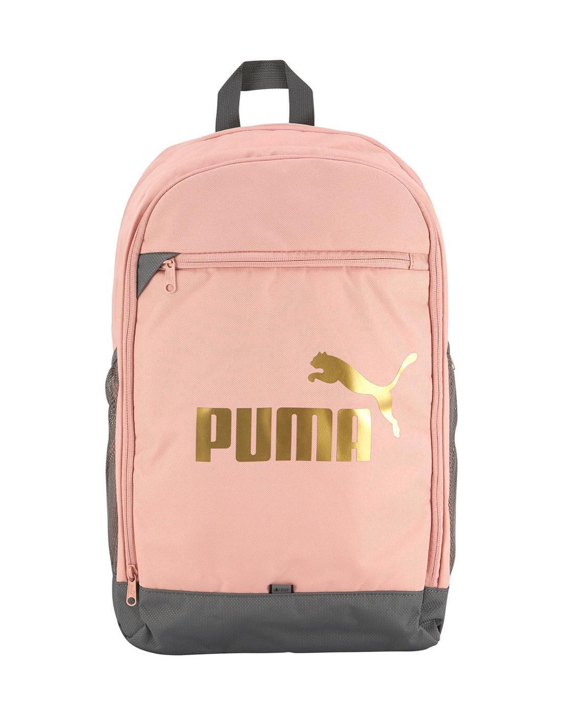 d10fb5e77ded Pink Puma School Bag