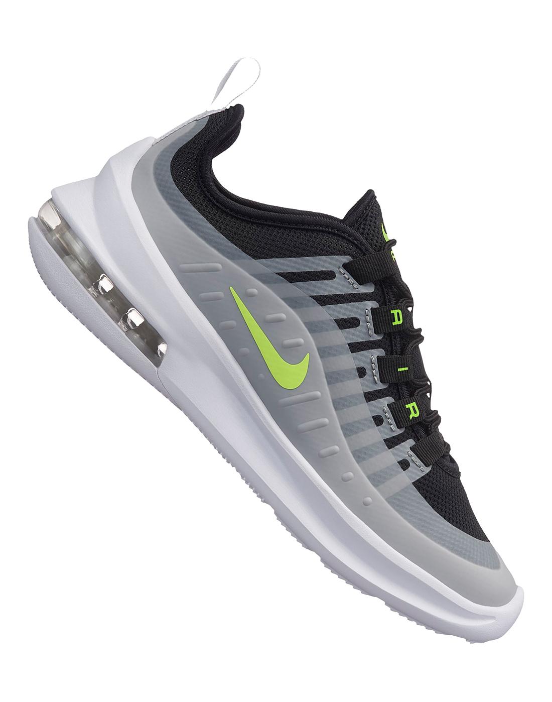 Kids Nike Air Max Axis | Grey | Life