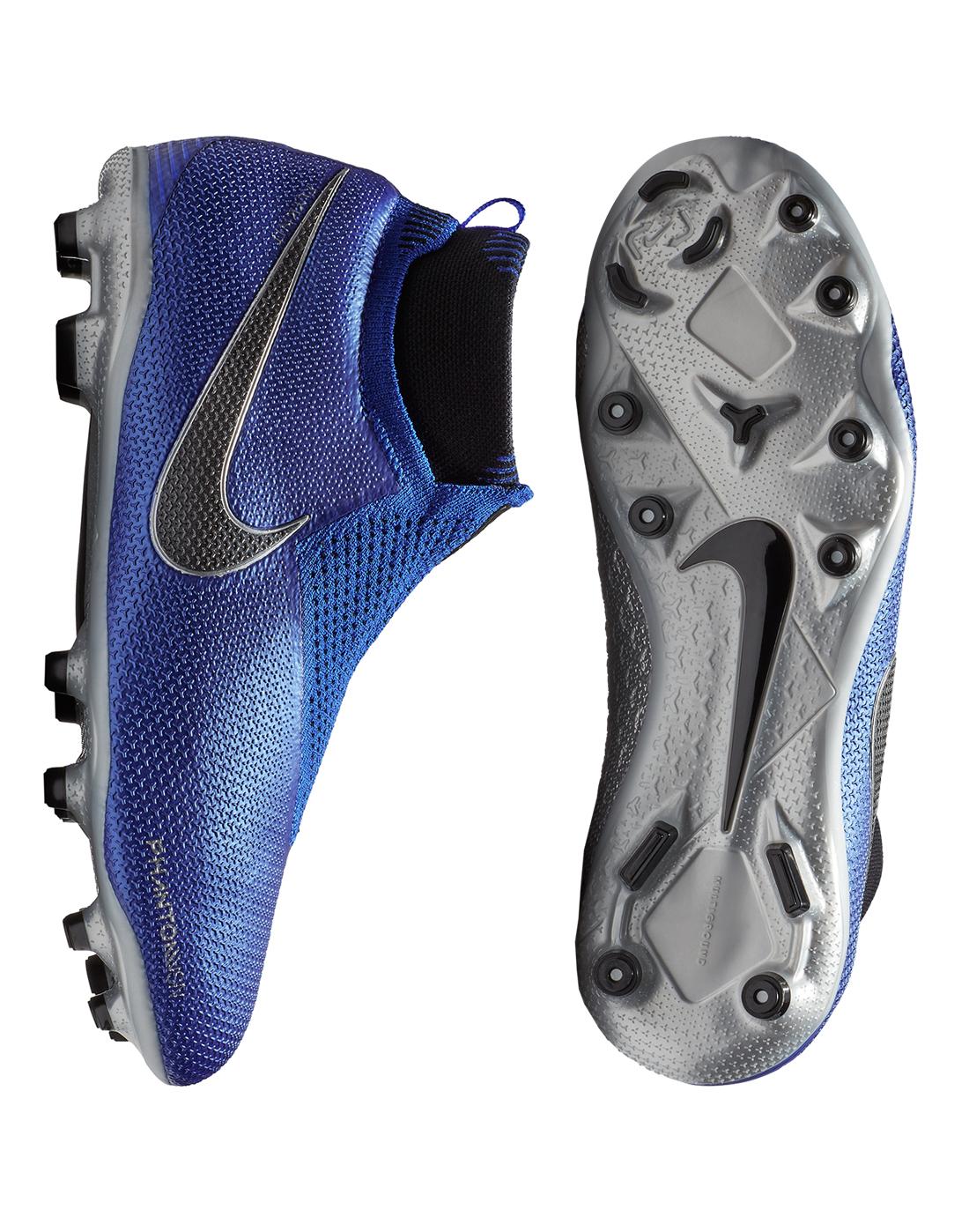5fa023b06 Kid's Blue Nike Phantom Vision Elite | Life Style Sports