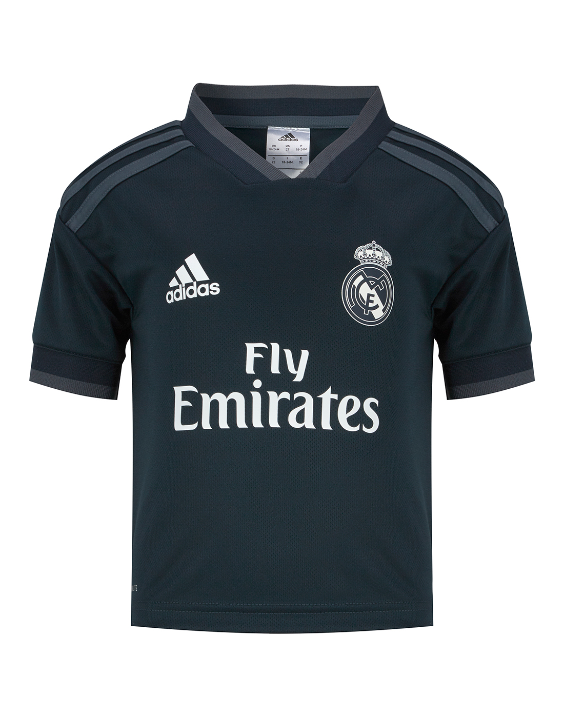 finest selection 90967 1b0ce ... Kids Real Madrid 18 19 Away Kit ...