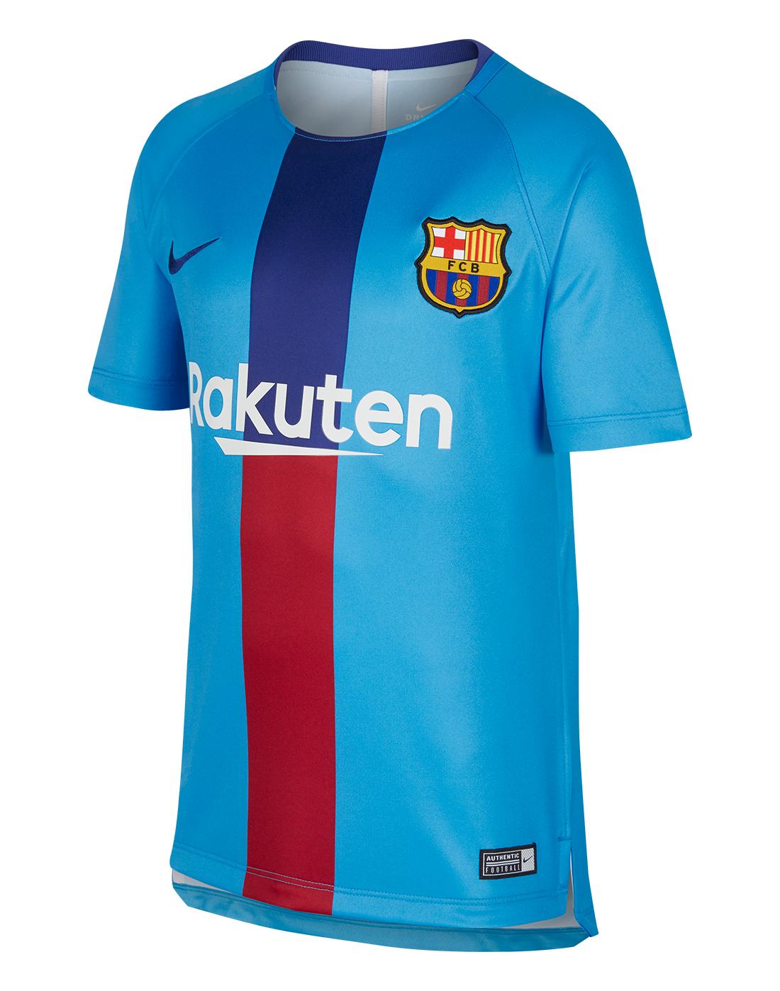 best service dd729 370da Kids Barcelona Pre Match Jersey