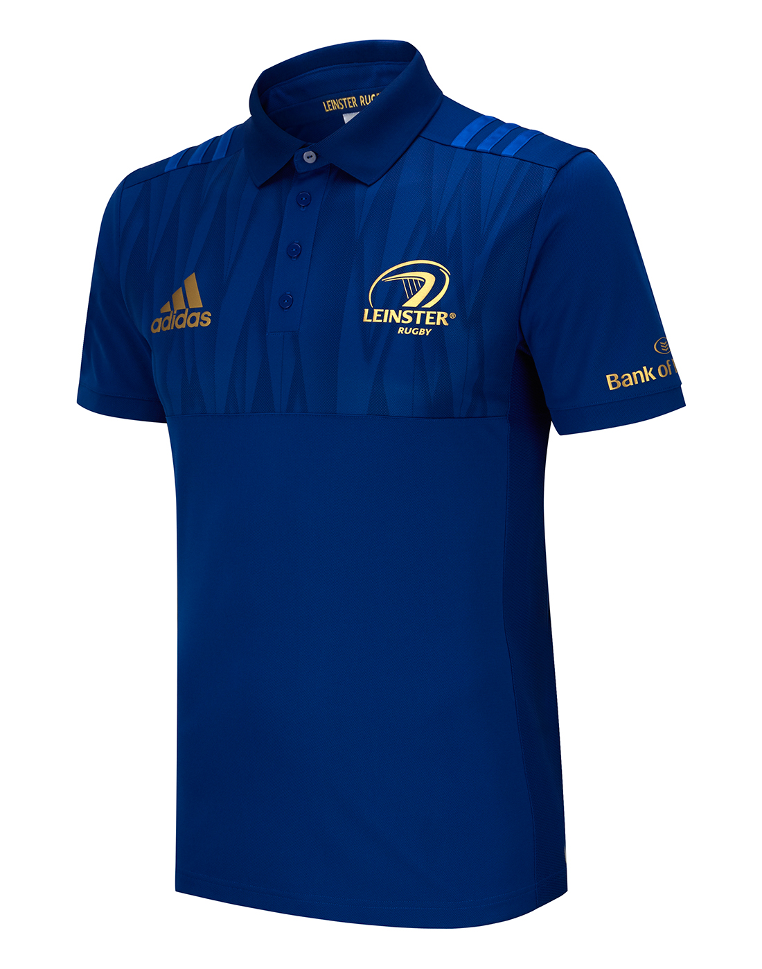 d0ab222fc7f Leinster Rugby 18/19 Navy Polo | adidas | Life Style Sports