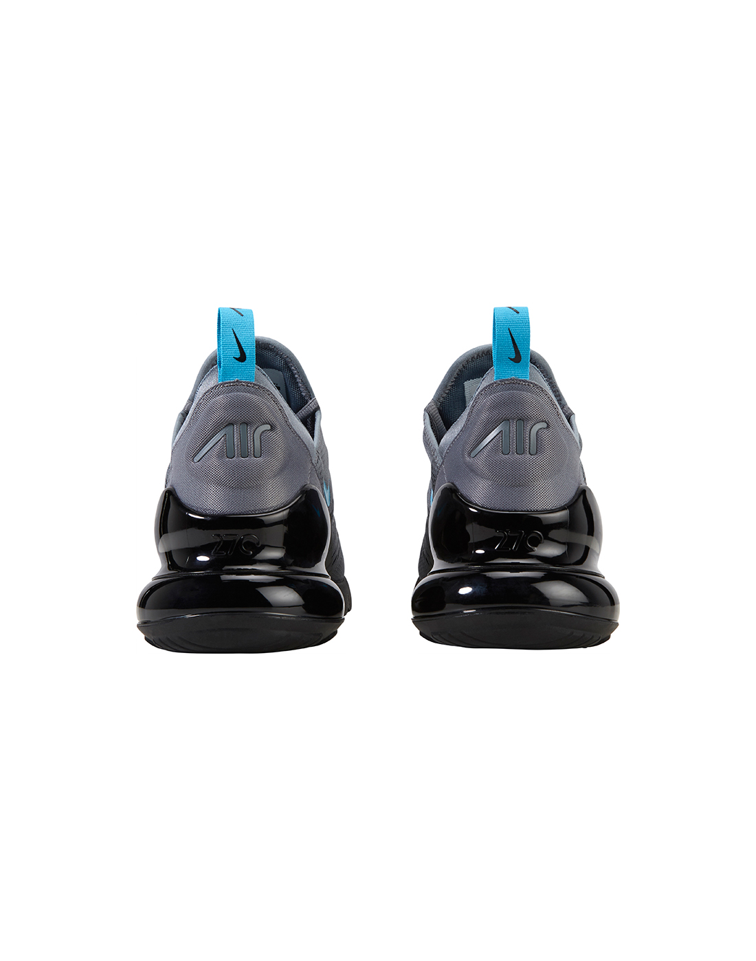 cab7bd4c2a Men's Grey & Blue Nike Air Max 270 | Life Style Sports