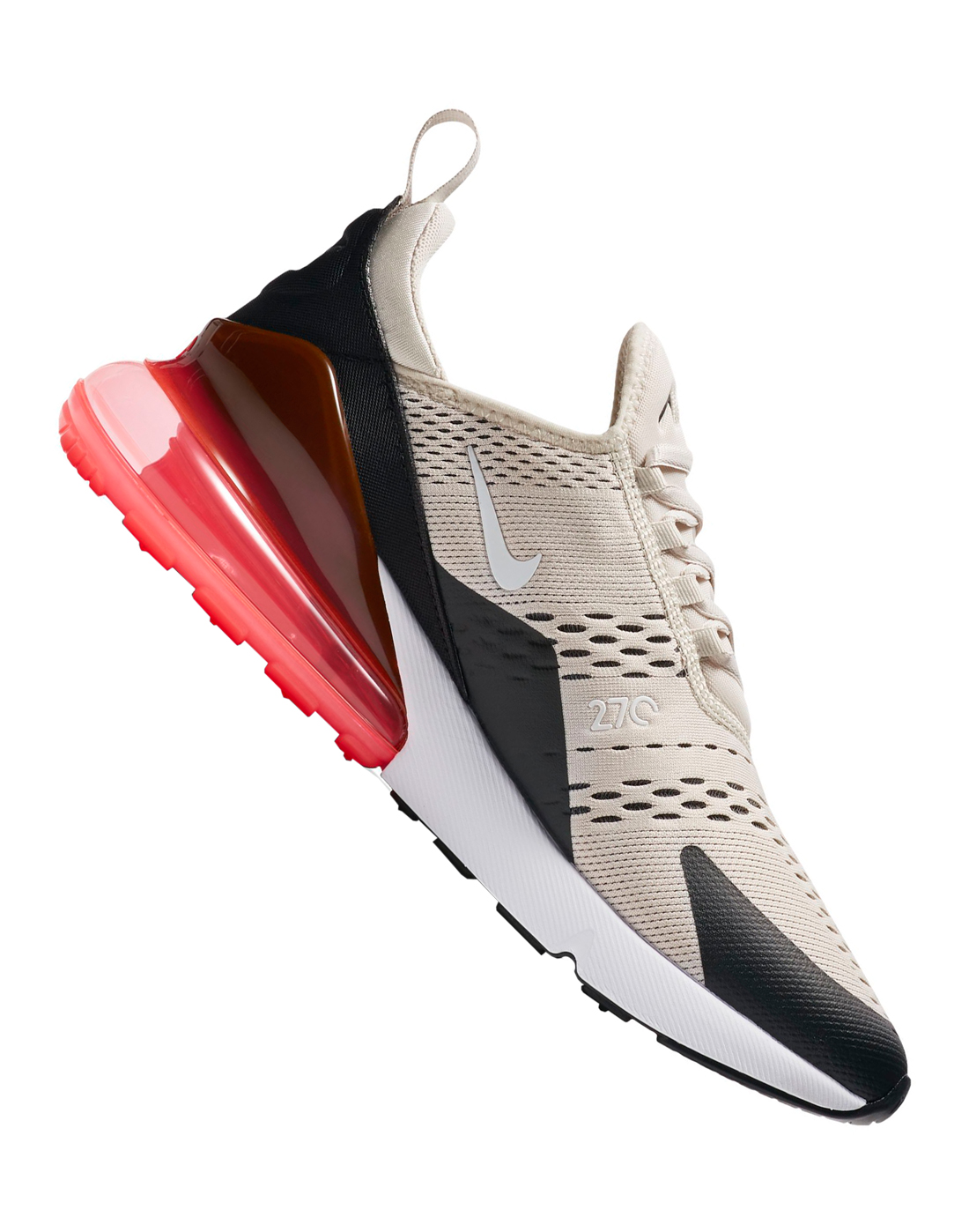 check out united states hot sale Men's Nike Air Max 270 Trainers | White | Life Style Sports