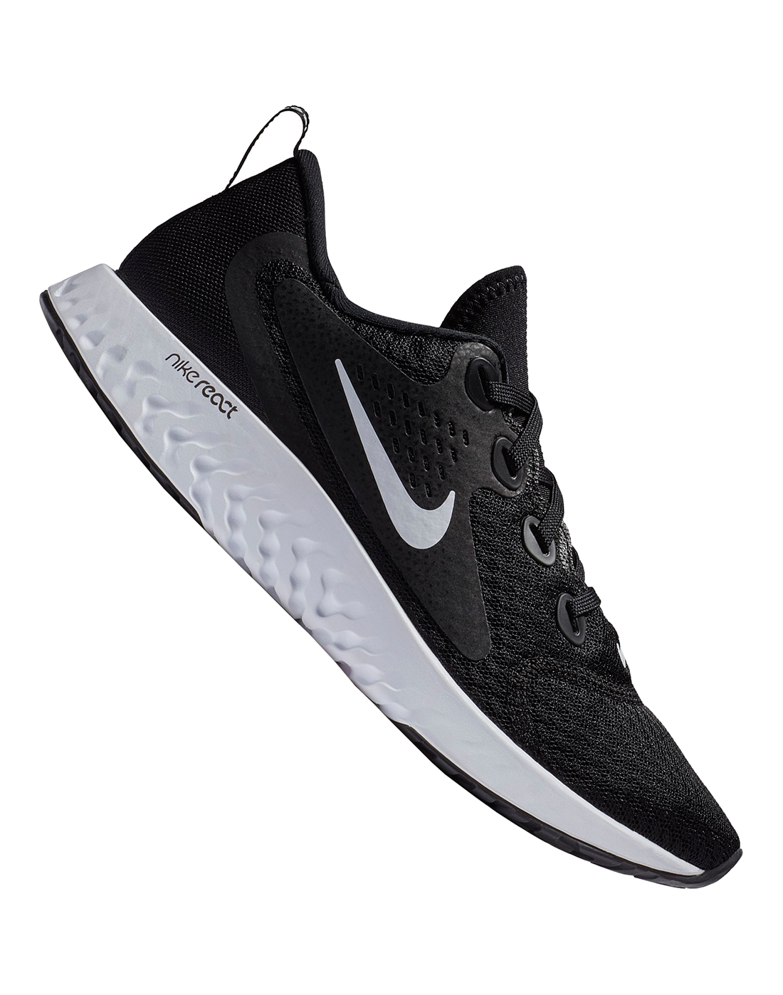 cf720260c6bb Women s Black Nike Legend React
