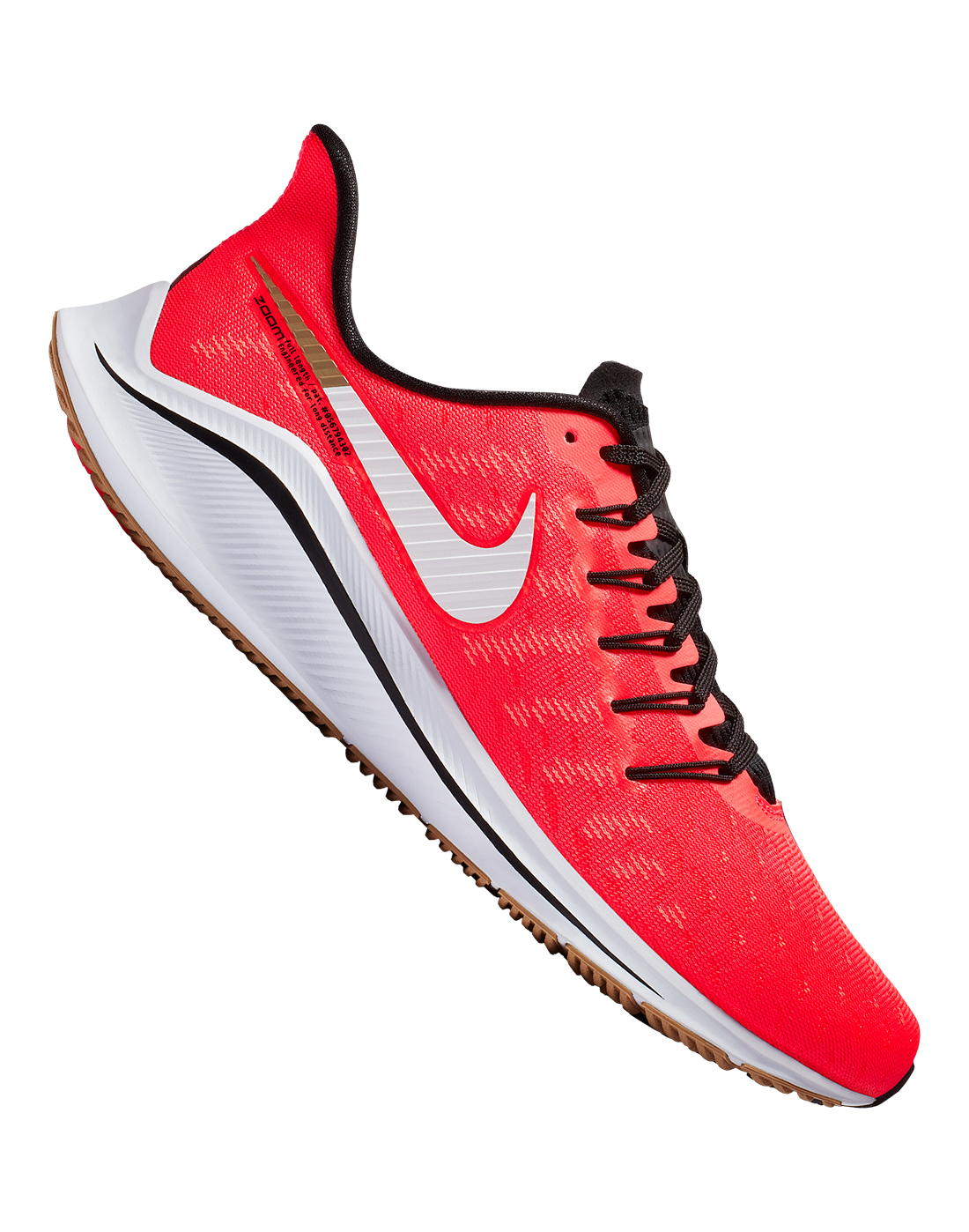 7acba87fdcd38 Men s Red Nike Air Zoom Vomero 14
