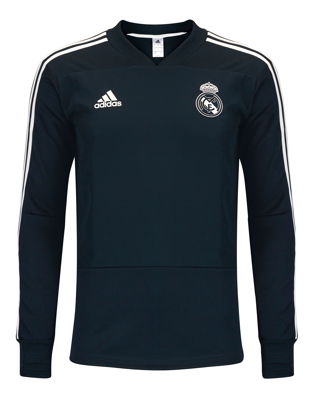 6dbcbbbb527 adidas Adult Real Madrid Training Top   Life Style Sports