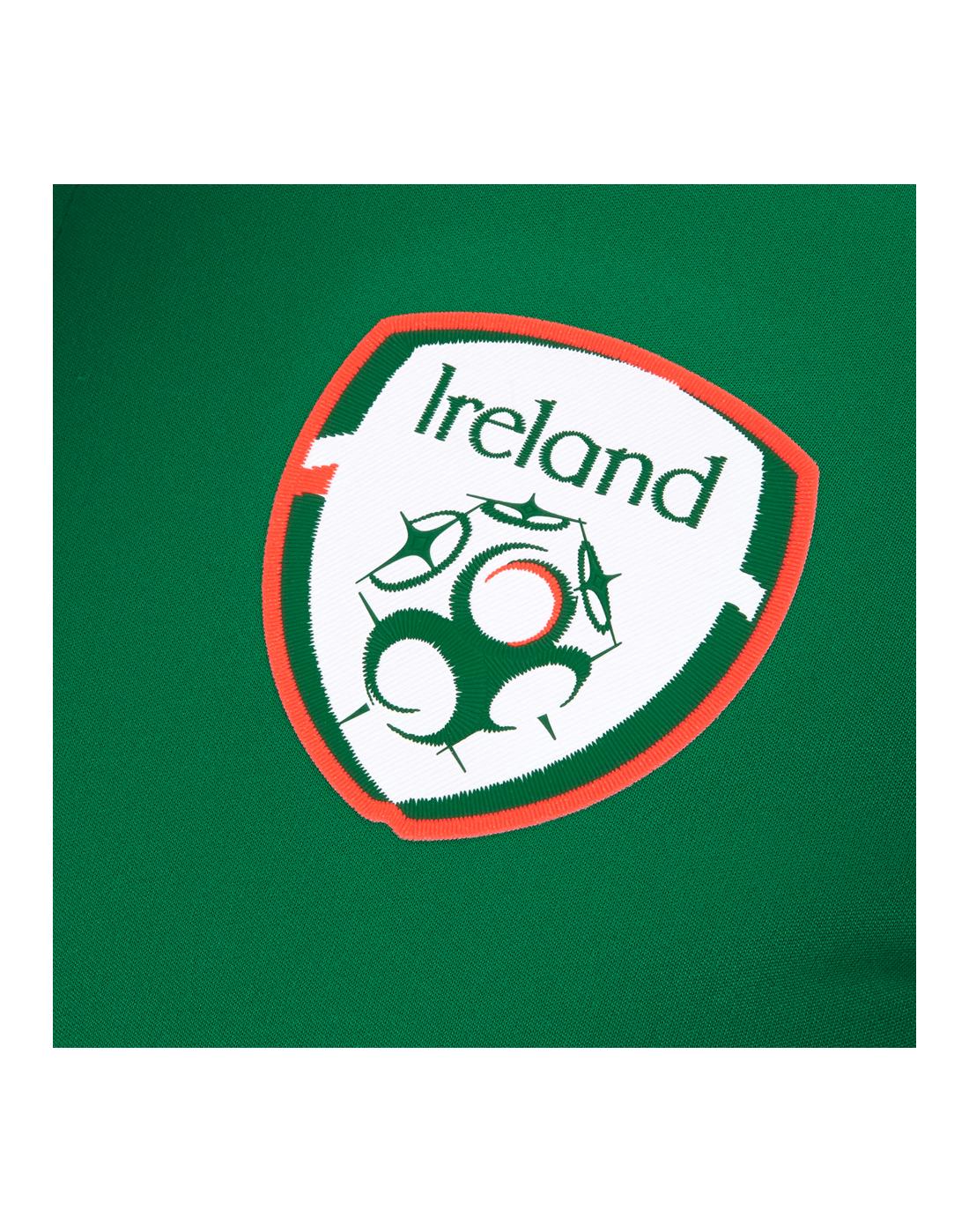 New Balance Adult Ireland Anthem Jacket Green Life Style Sports