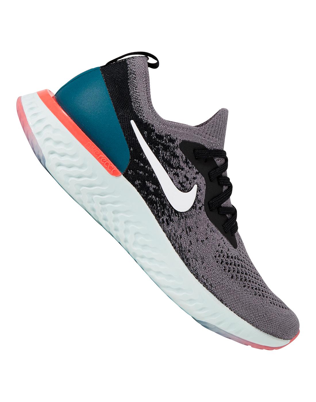 5d45ed16ee8 Nike Older Kids Epic React Flyknit