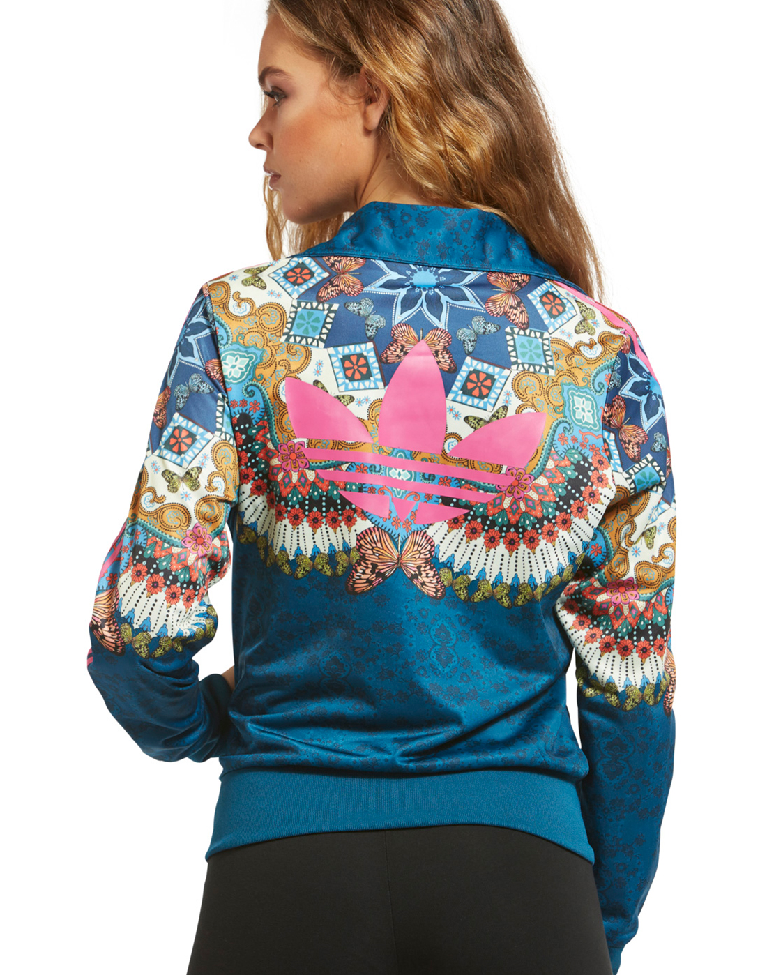 85cb8470ff5 adidas Originals Womens Borbomix Tracktop | Life Style Sports