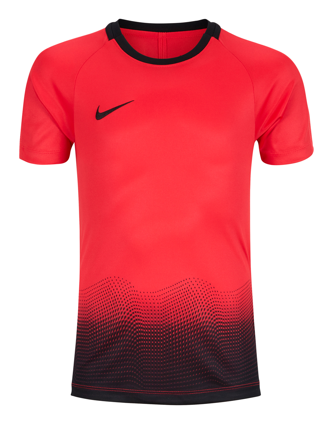 b08fa33a Boys Nike Academy Fade T-Shirt | Red | Life Style Sports