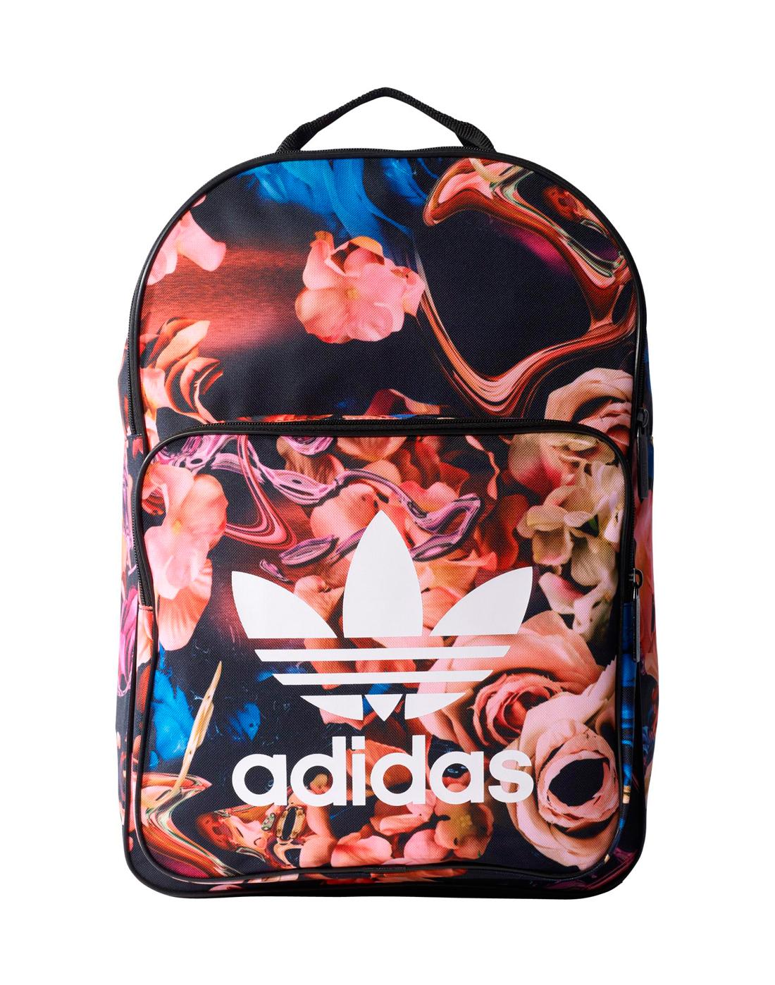 adidas Originals. Floral Backpack. Floral Backpack ... d6d88cccffe20