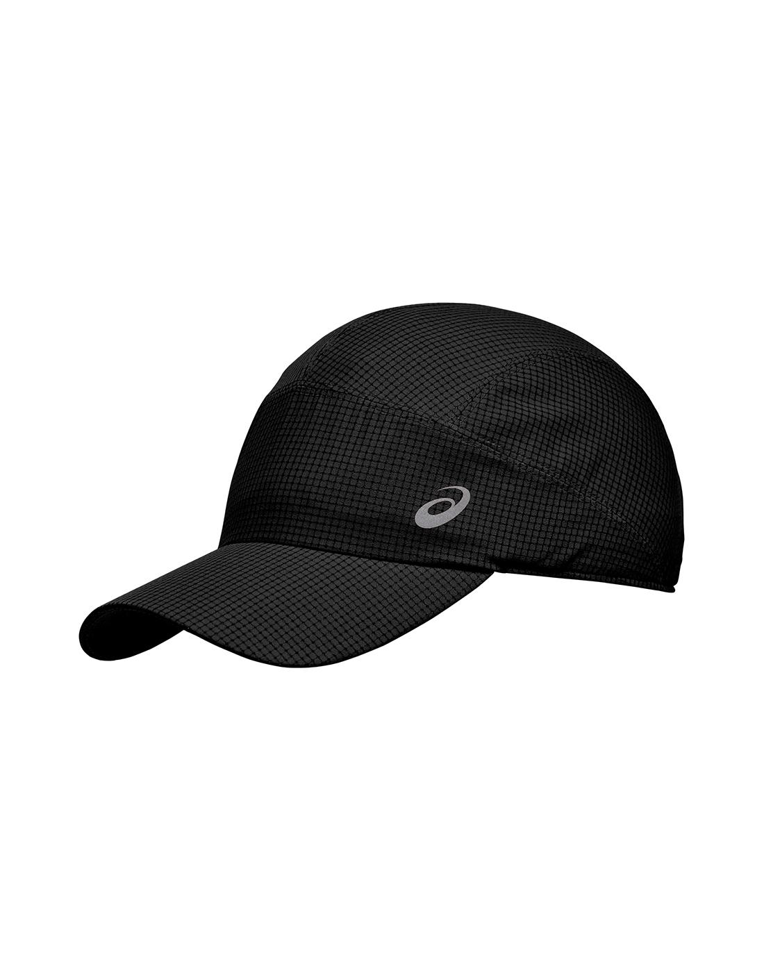 Asics Lightweight Running Cap - Black | Life Style Fitforhealth ...