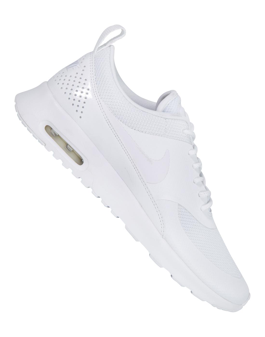 Sports Nike TheaWhite Max Air Life Womens Style jLARqc354