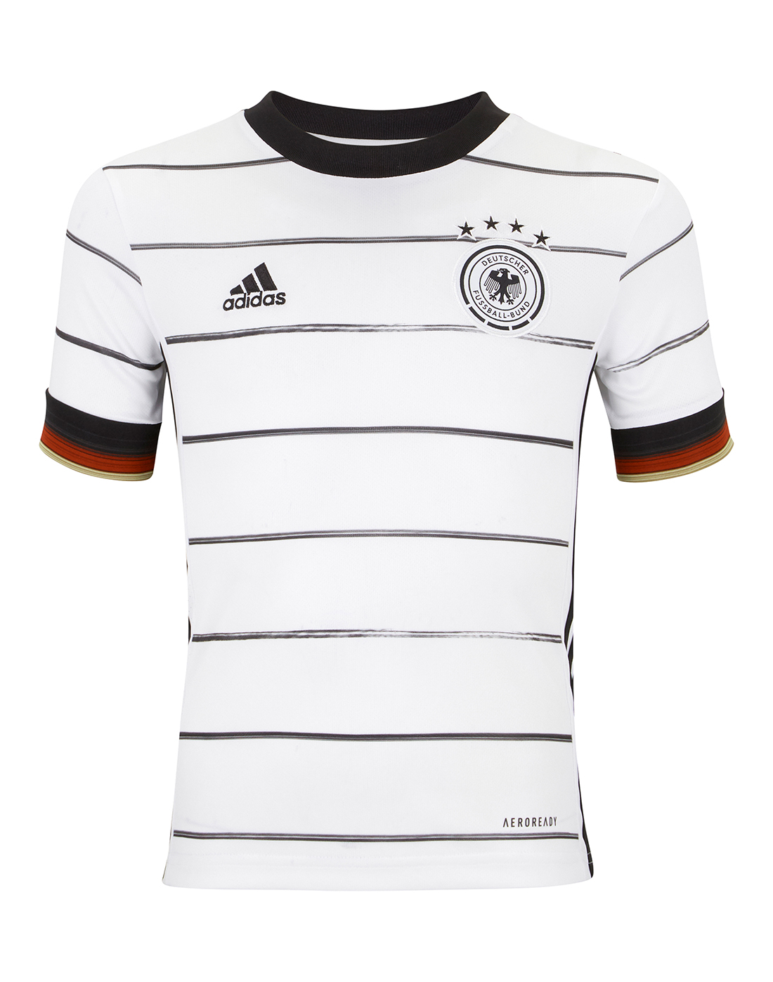 adidas Kids Germany Euro 2020 Home Jersey - White | Life Style ...
