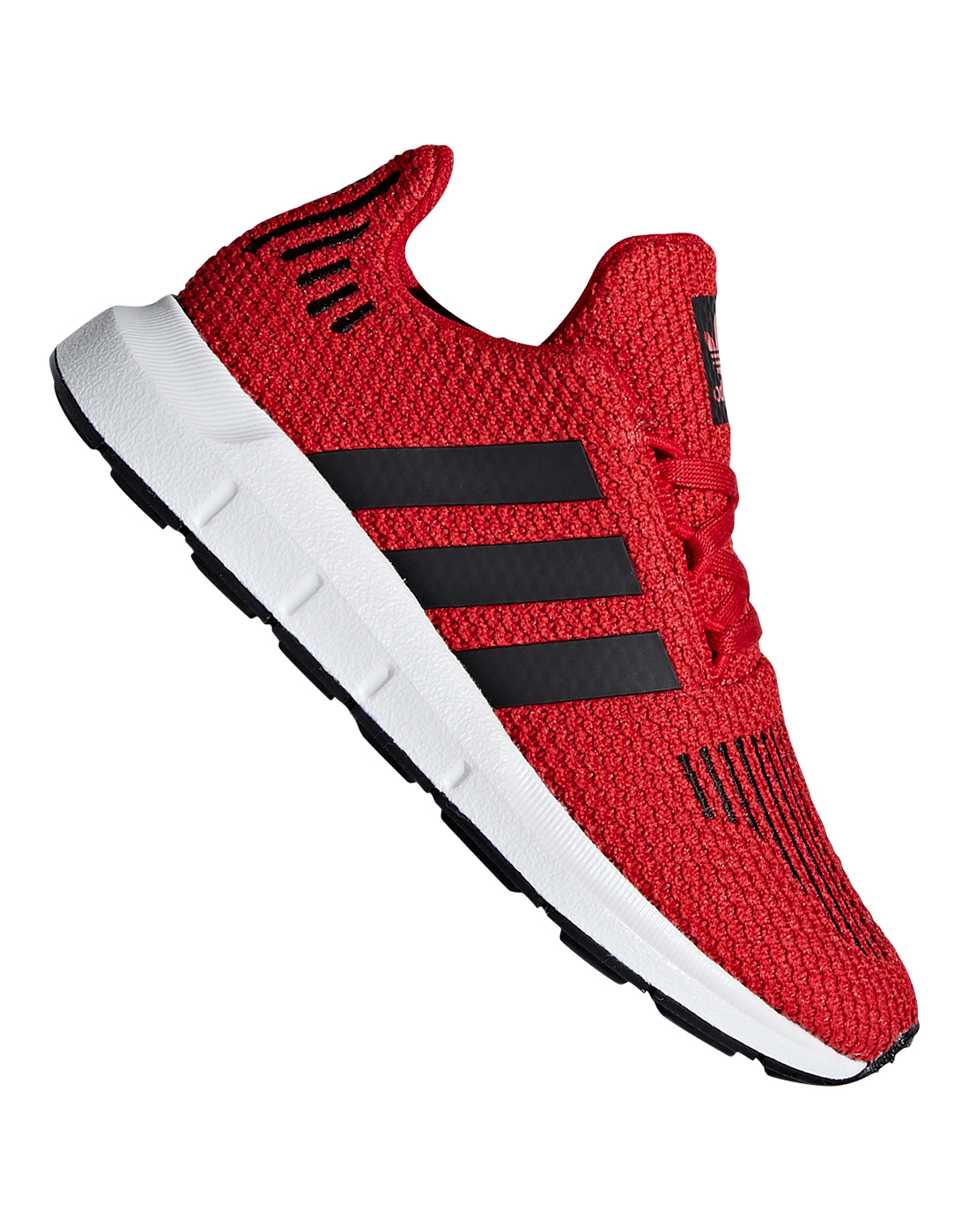 c2e8bb8f4aa33 Boy s Red adidas Originals Swift Runs