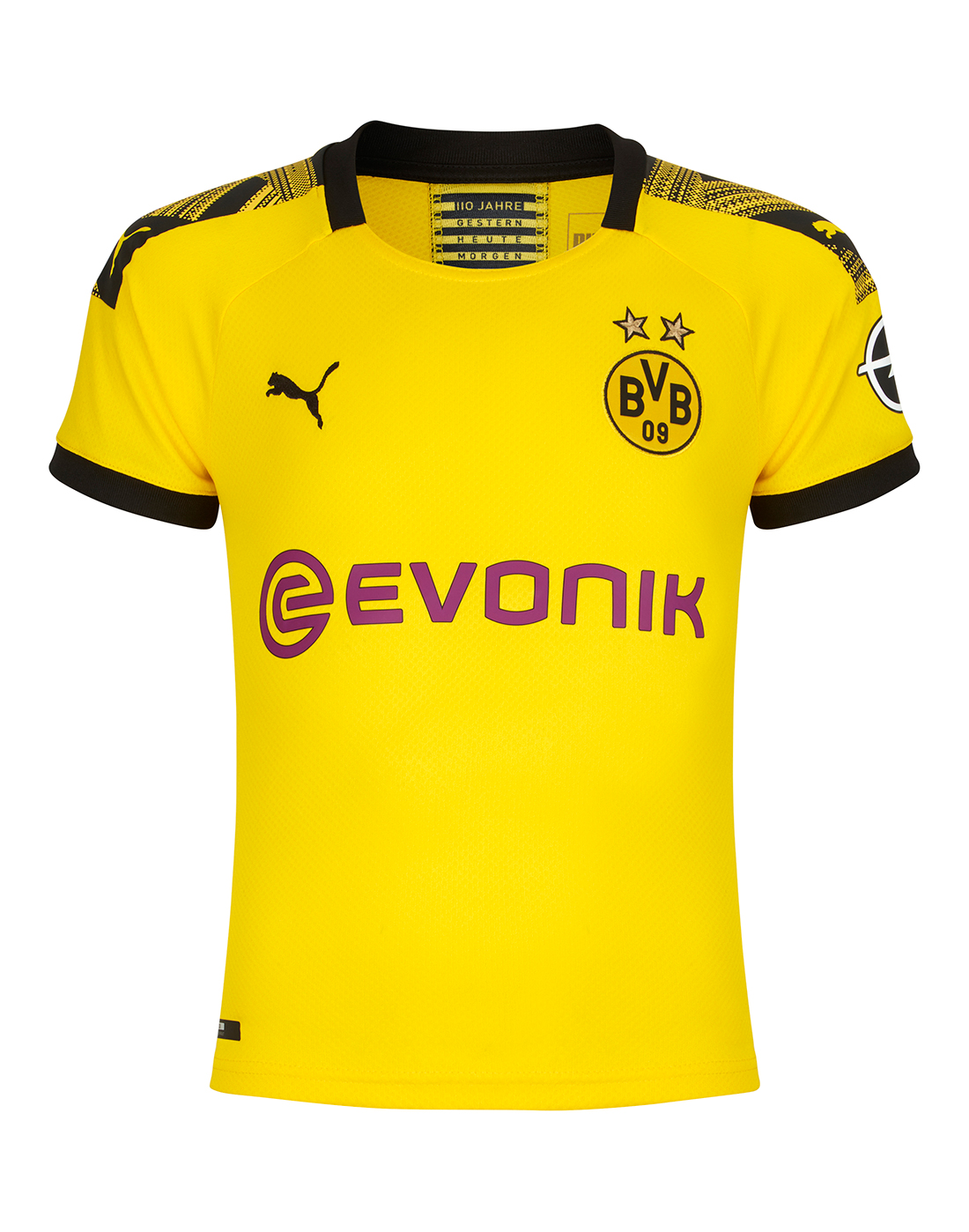 Kid's BVB Dortmund 19/20 Home Jersey | Life Style Sports