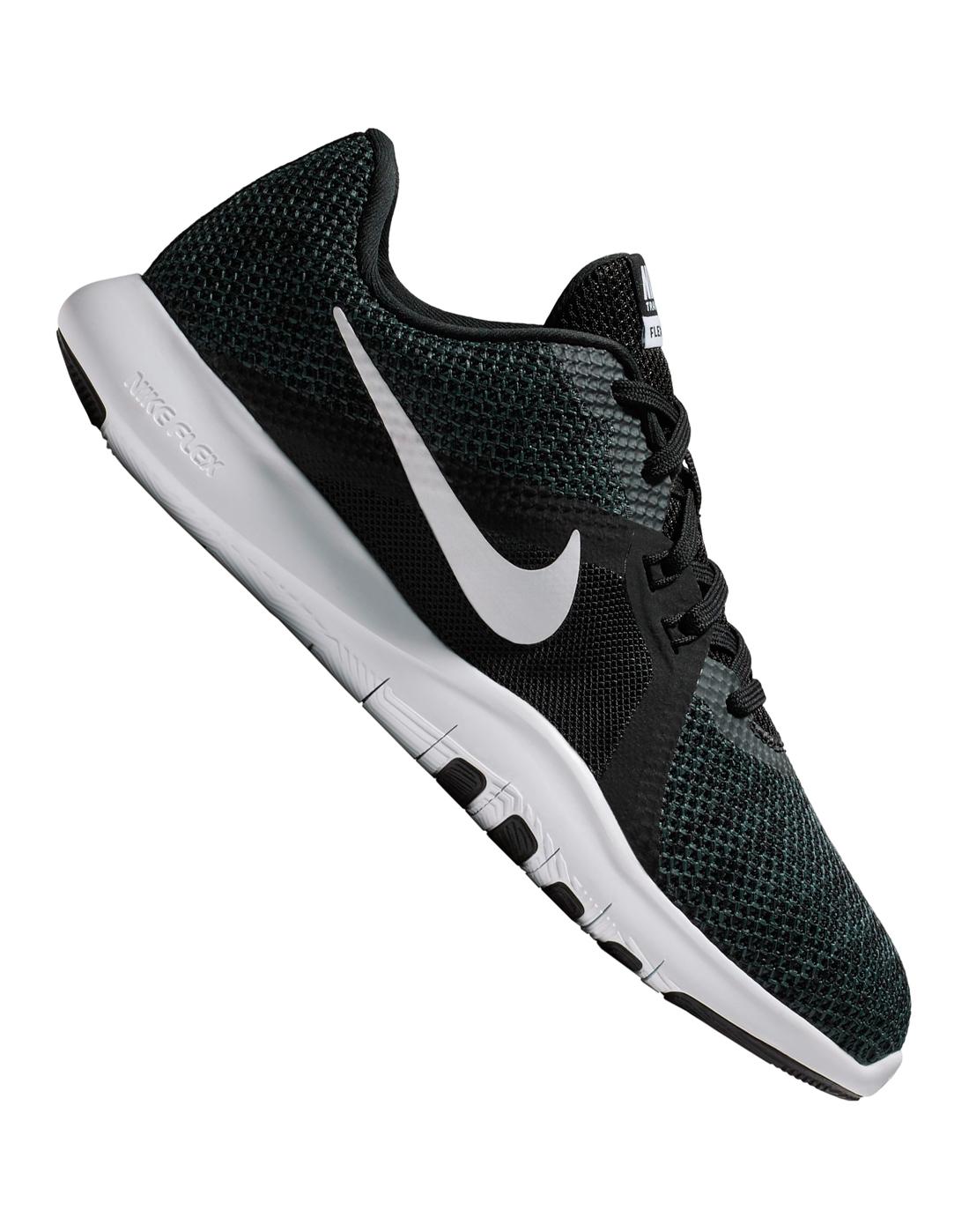 Nike Womens Flex TR 8 | Black | Life