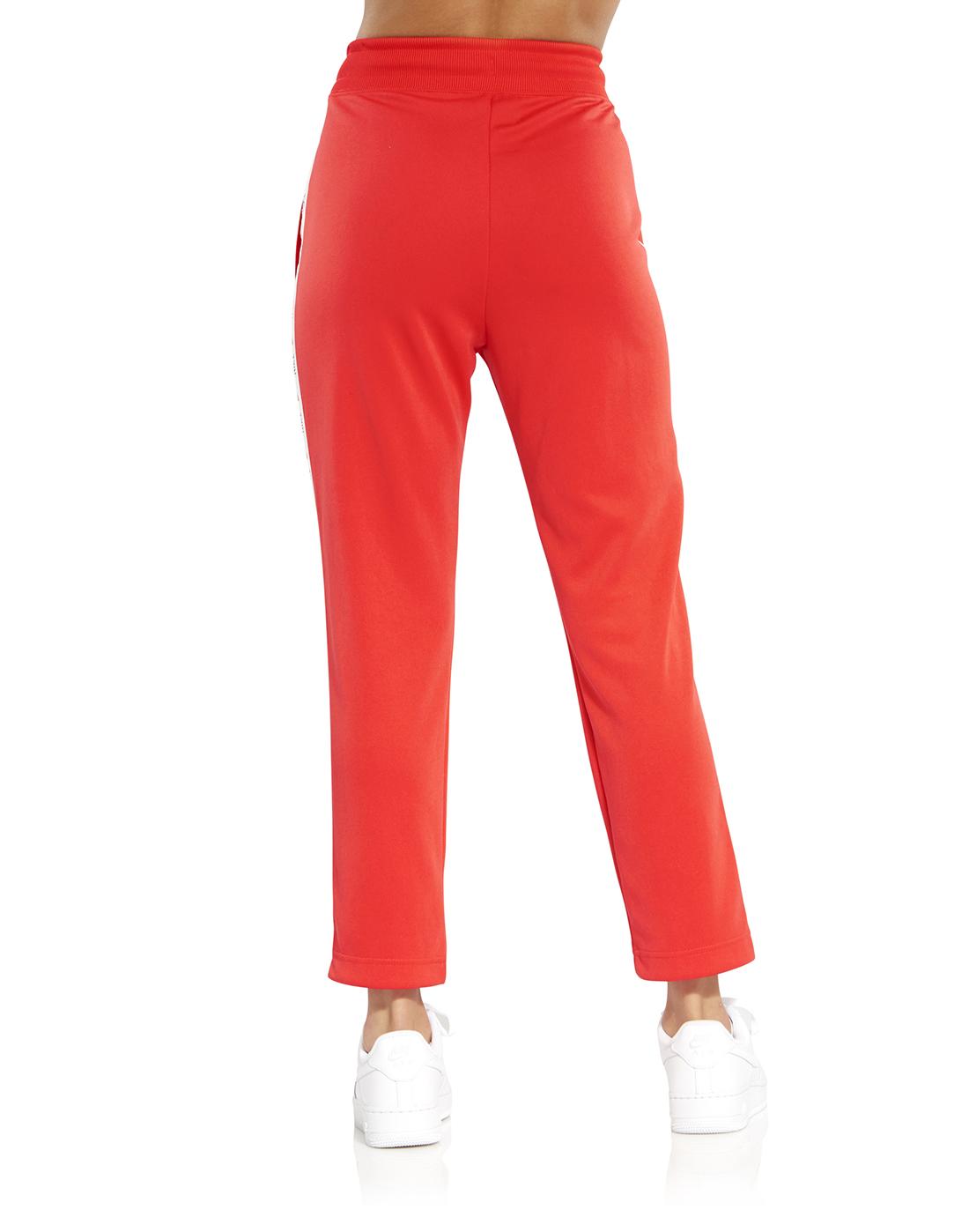 ba5b08fc Women's Red Nike Hyper Femme Floral Pants | Life Style Sports