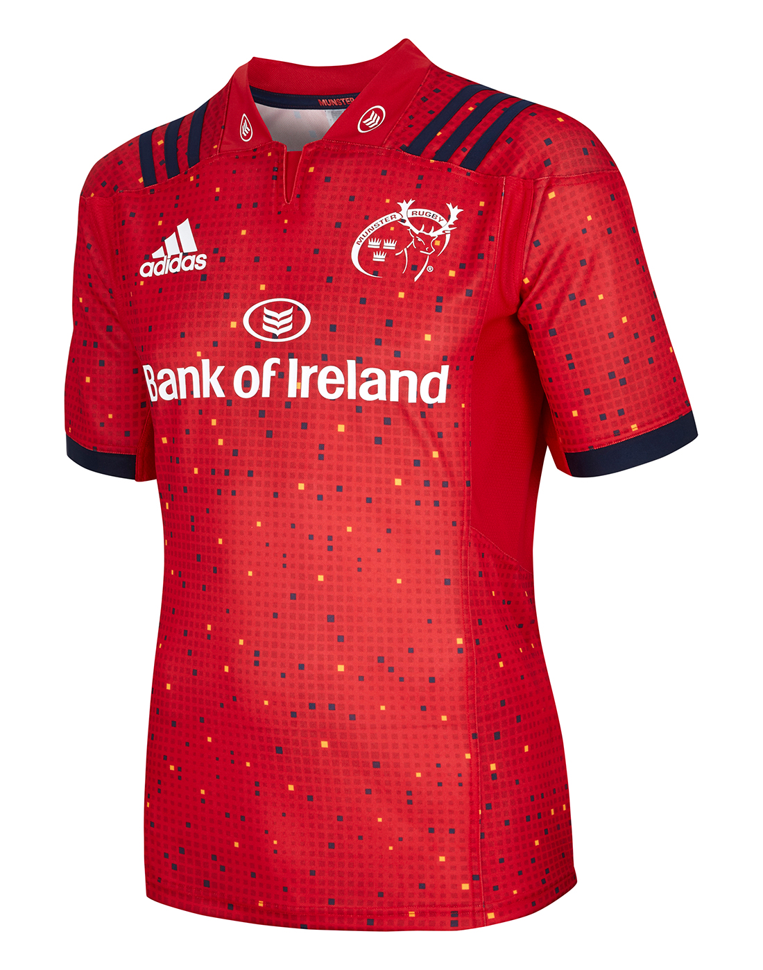 cf5130a4205 Munster 2018/19 European Jersey | adidas | Life Style Sports