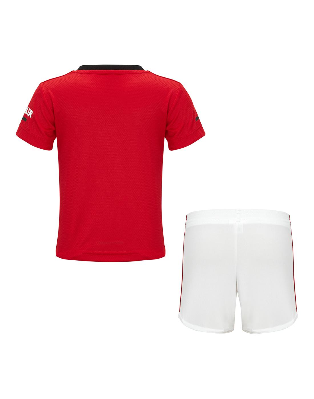 df61268ab Infants Man United 19 20 Full Home Kit