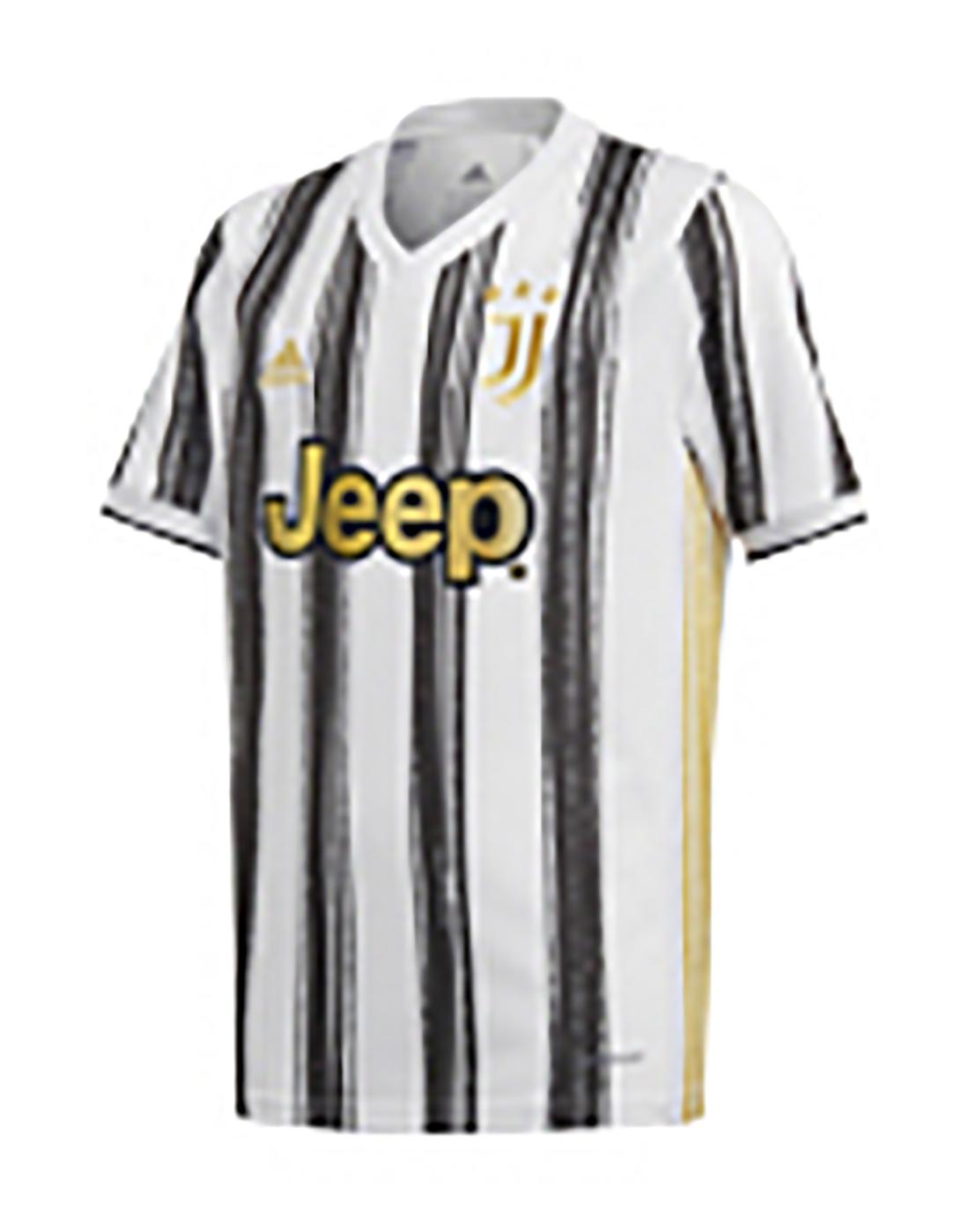 adidas Kids Juventus 20/21 Home Jersey - White   Life ...
