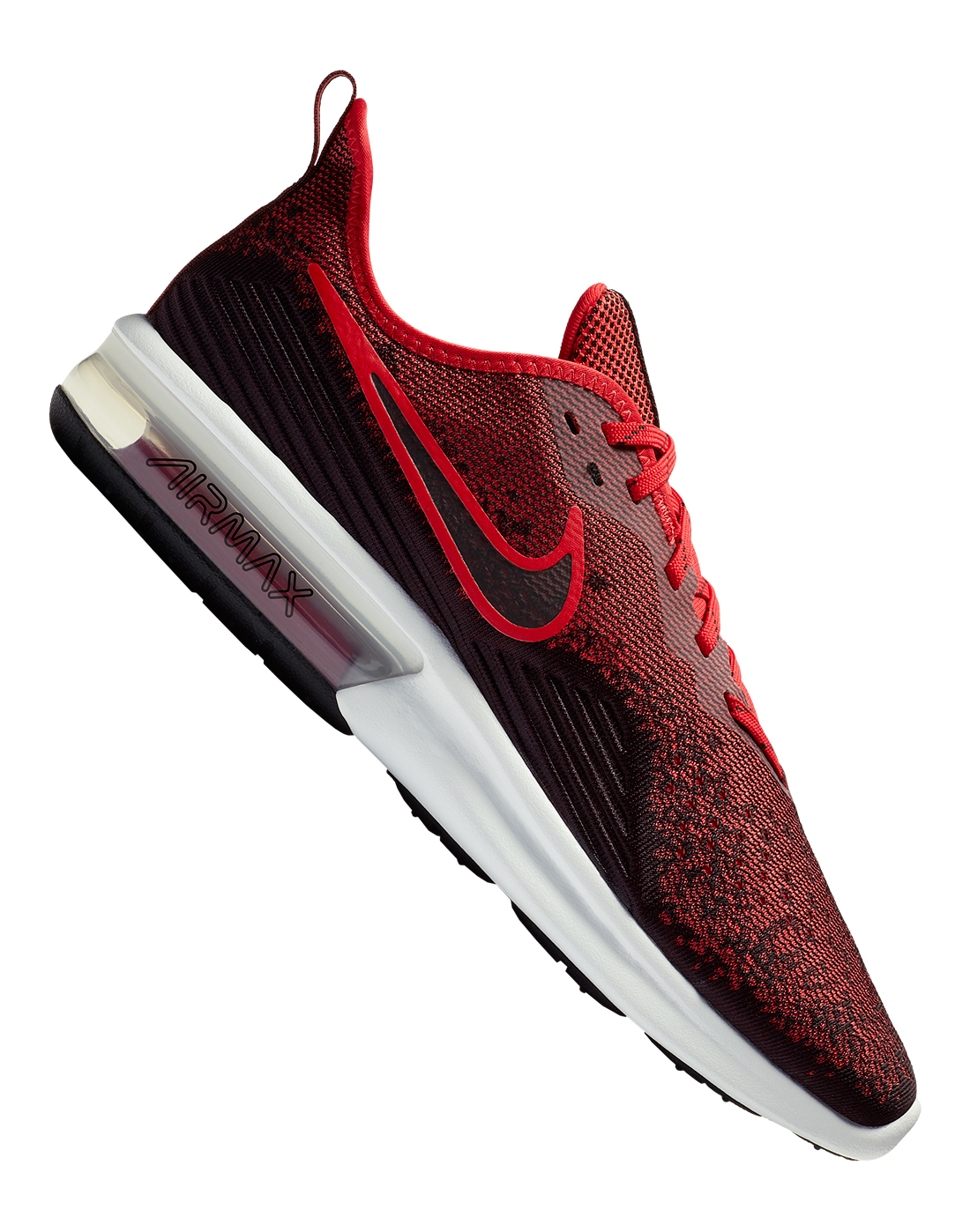 a4f566ffd8 Men's Red Nike Air Max Sequent 4 | Life Style Sports