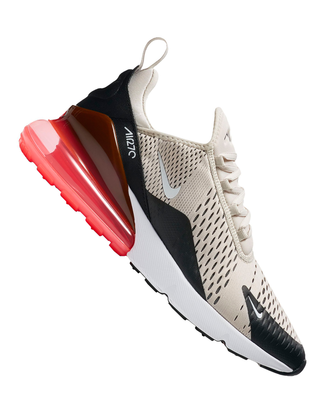 a6c20d60fc Men's Nike Air Max 270 Trainers   White   Life Style Sports